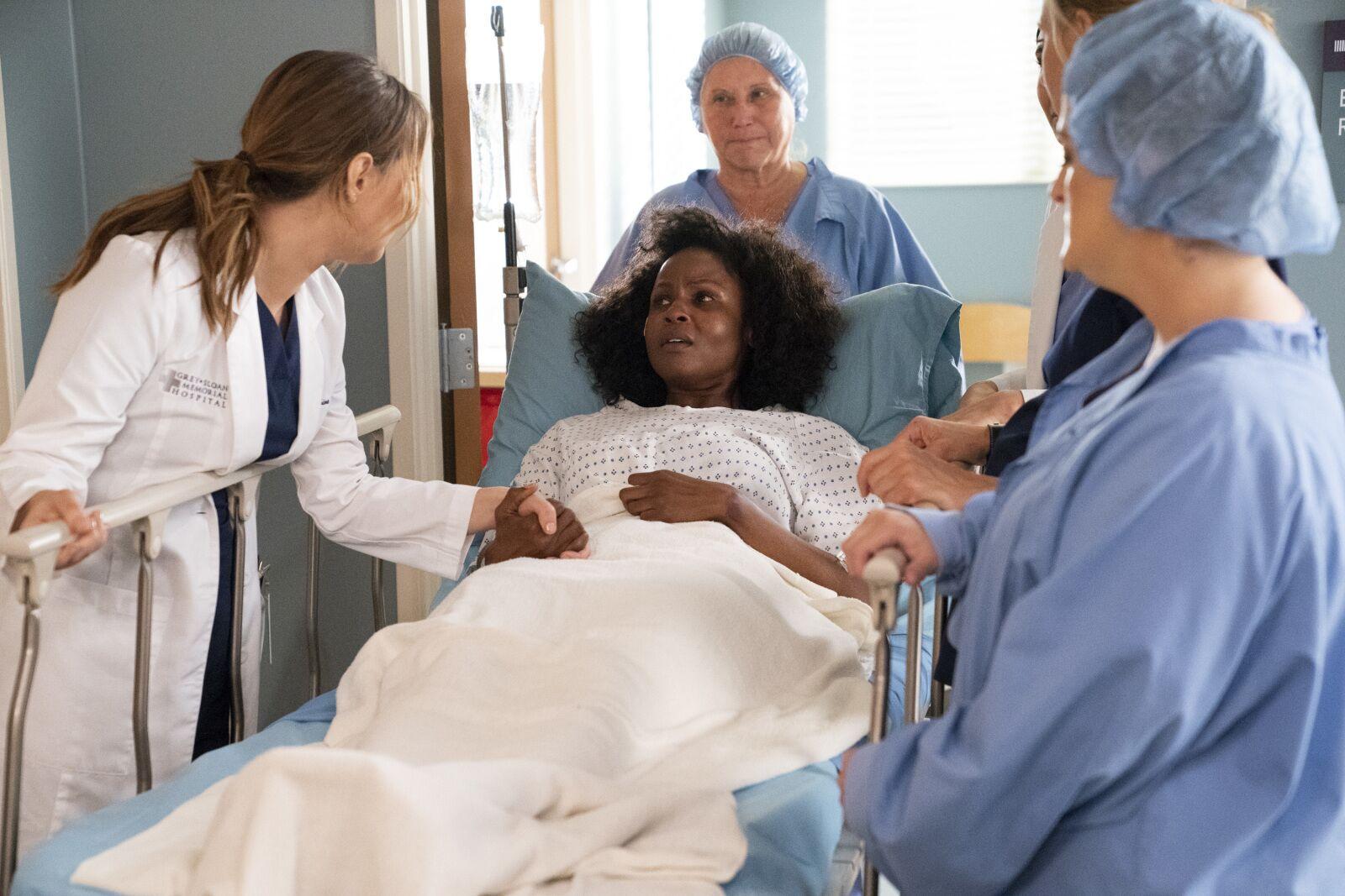 c8e98c6772e Grey's Anatomy season 15, episode 20 recap: The Whole Package