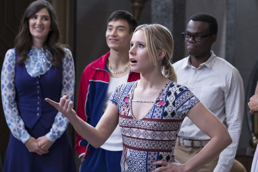 The Good Place season 3 is coming to Netflix later this month