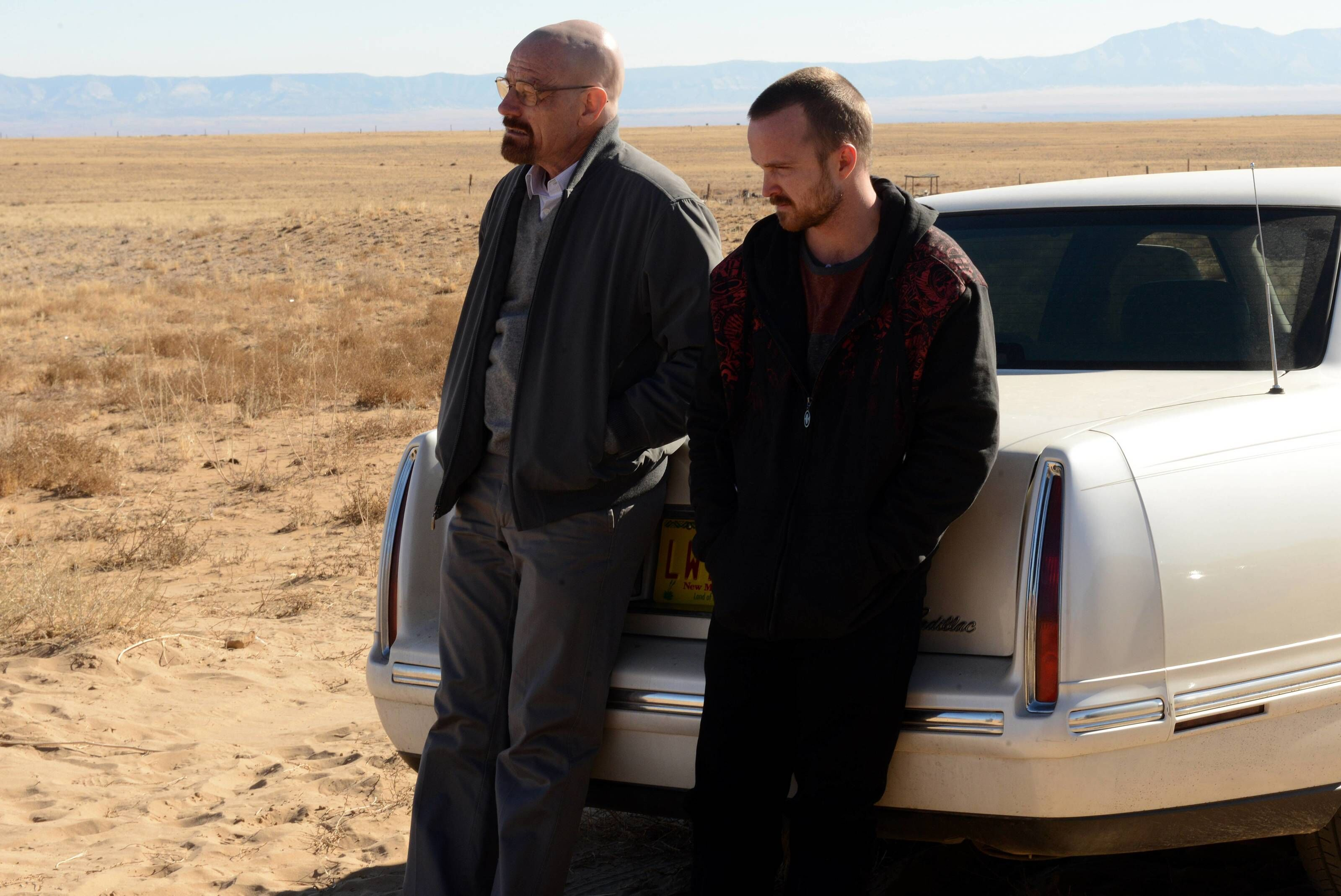 Aaron Paul shoots down hope for a Breaking Bad sequel series