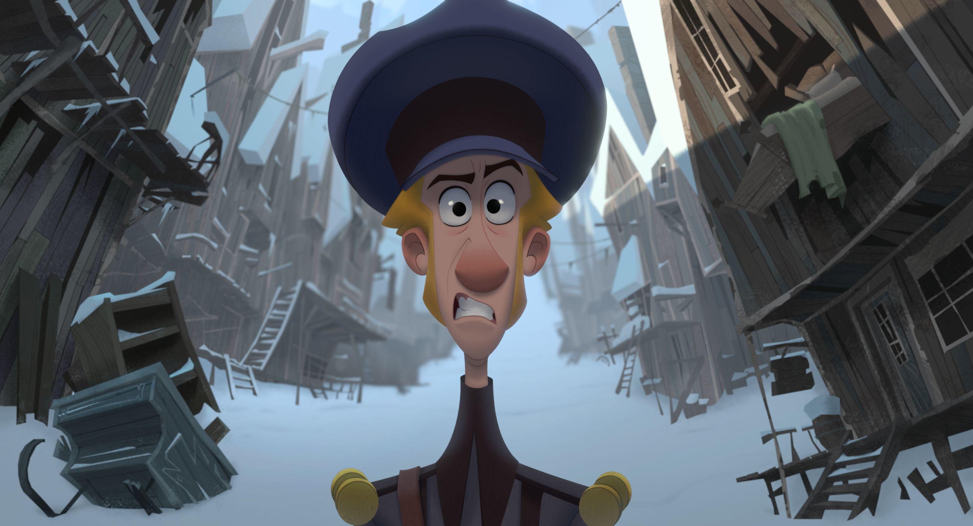 Klaus: Netflix's new animated Christmas movie looks like a hit
