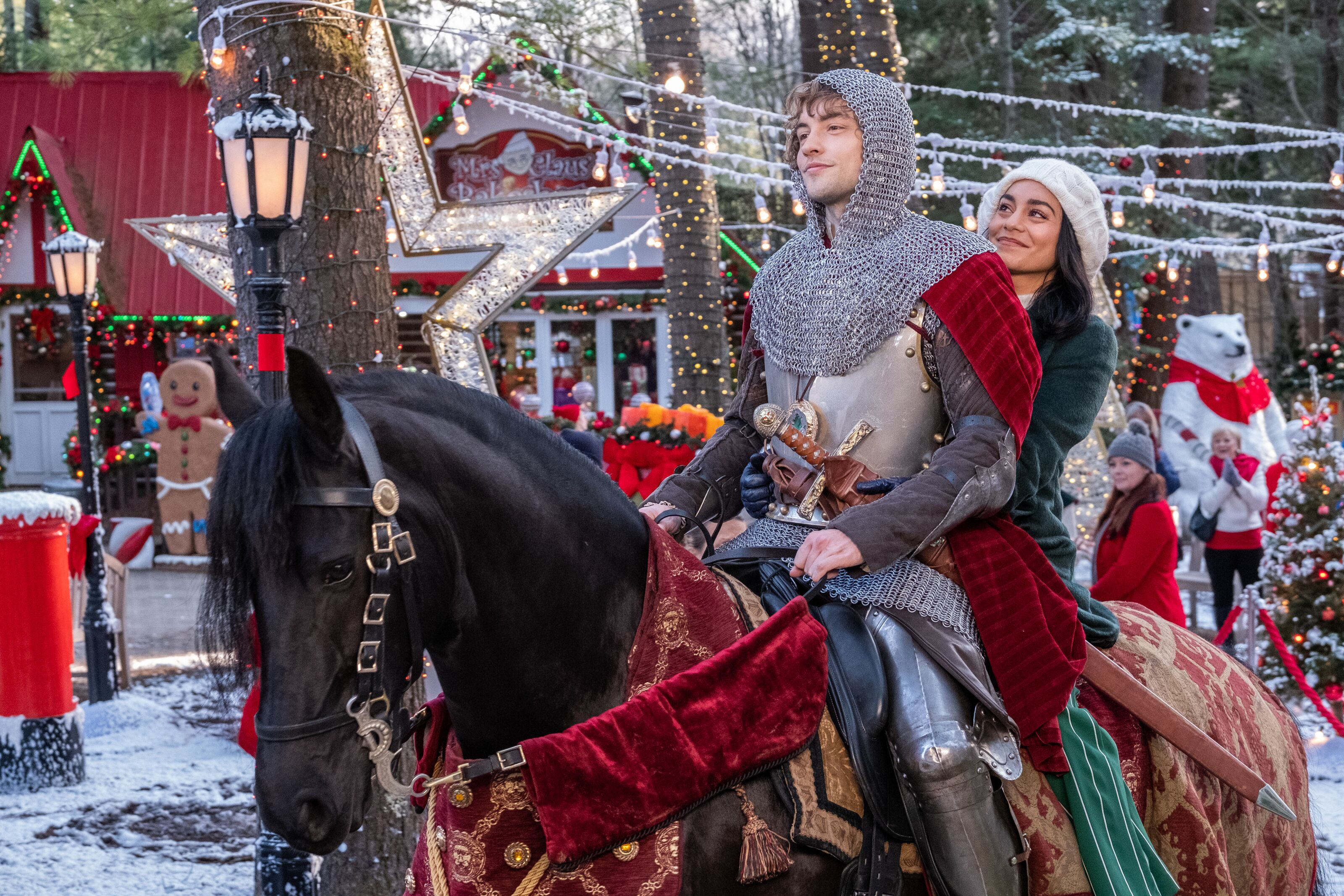 All the new Christmas movies and shows coming this holiday season