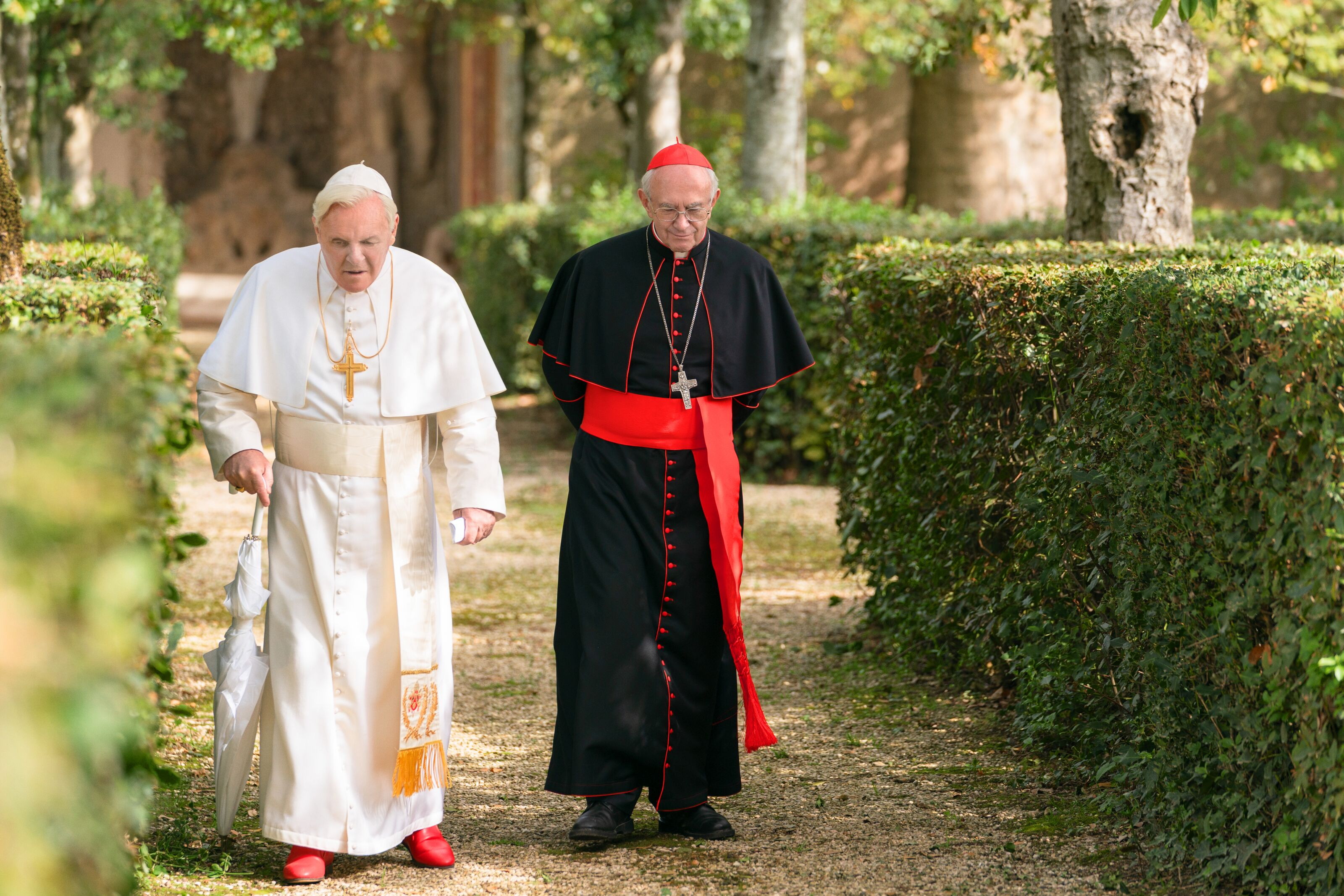 The Two Popes: Oscar-worthy performances and a powerful message