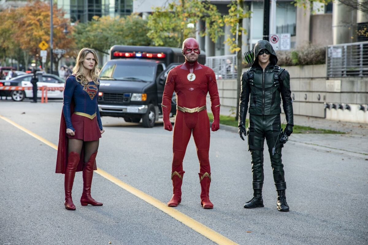 Everything we know about Arrowverse's Crisis on Infinite Earths