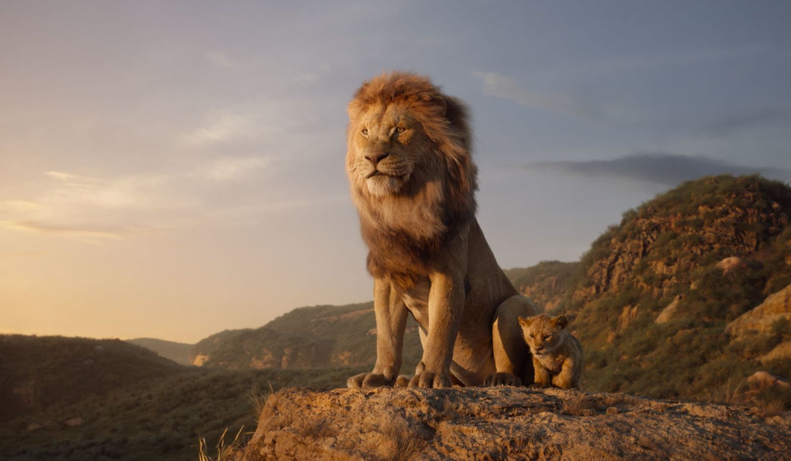 The Lion King (2019) is coming to Disney Plus tomorrow