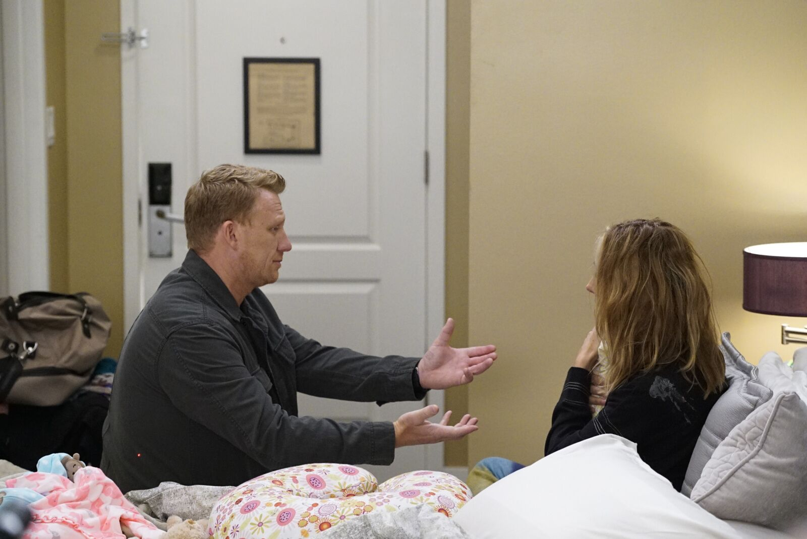 When is Grey's Anatomy season 16 premiere?