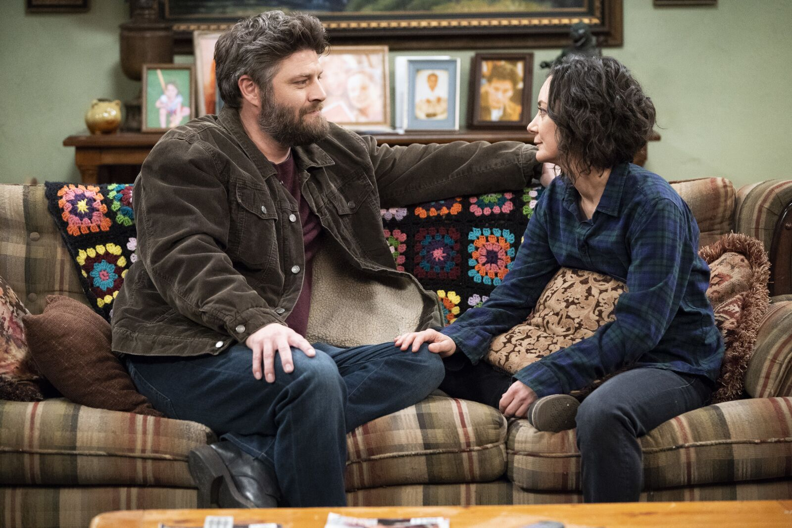 The Conners season 2 premiere: Darlene's complicated love triangle