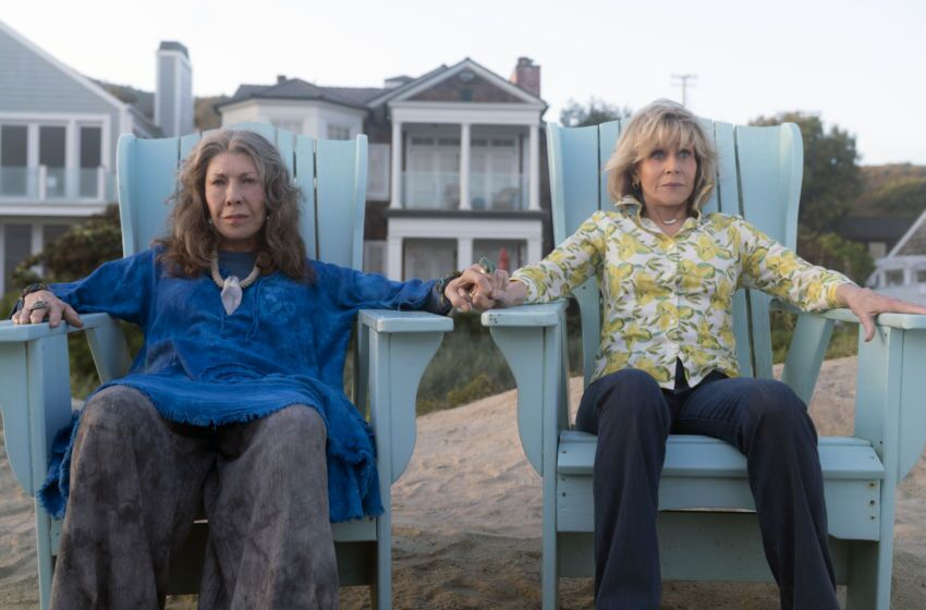 Grace And Frankie S5 And The Best New Shows On Netflix In January 2019