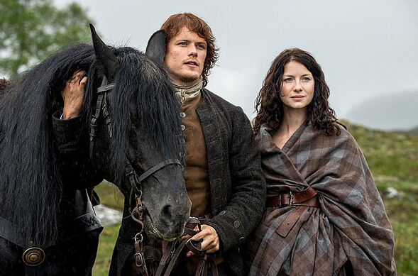 Outlander will be your TV obsession on Netflix