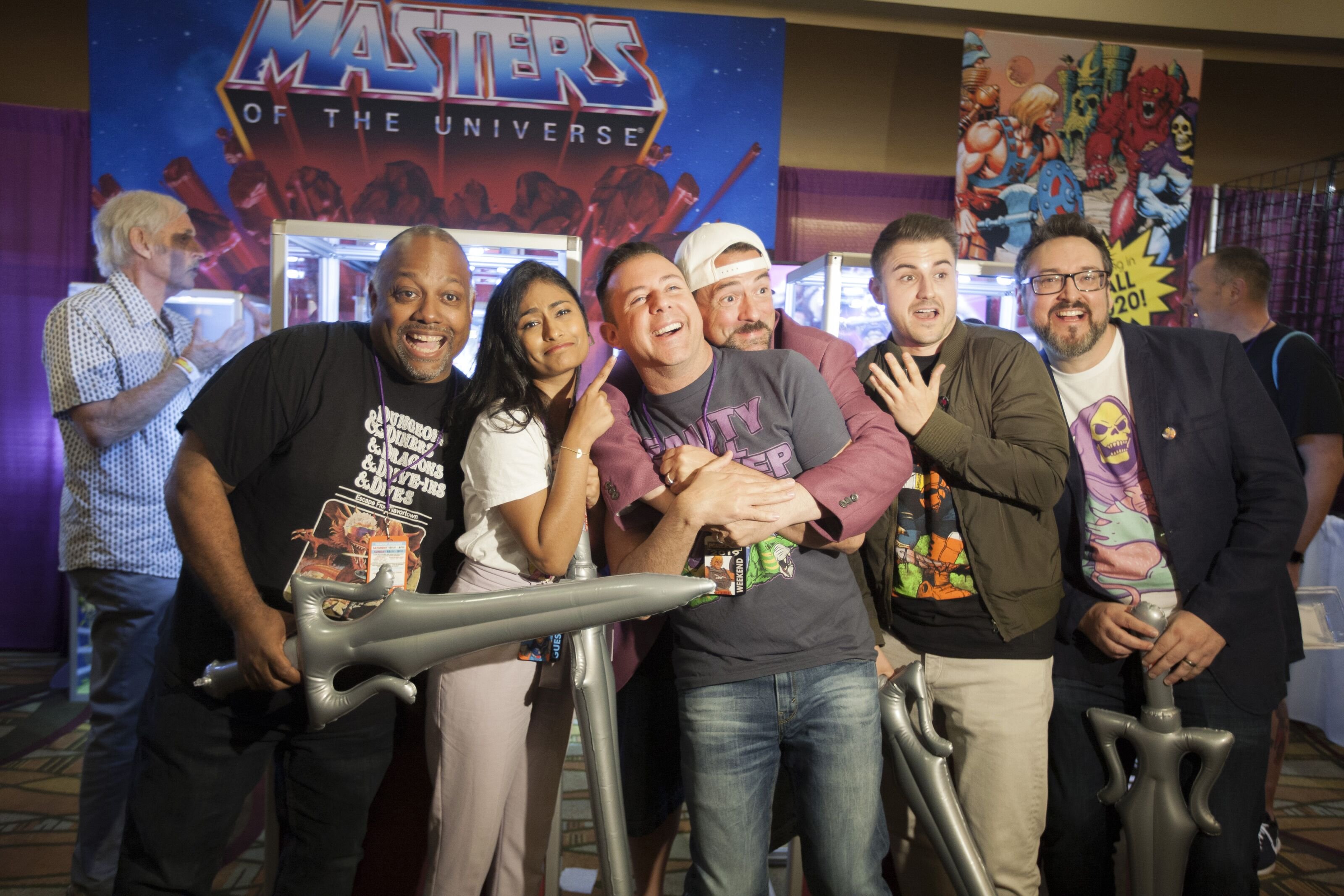 Masters of the Universe: Kevin Smith is making new He-Man series for Netflix