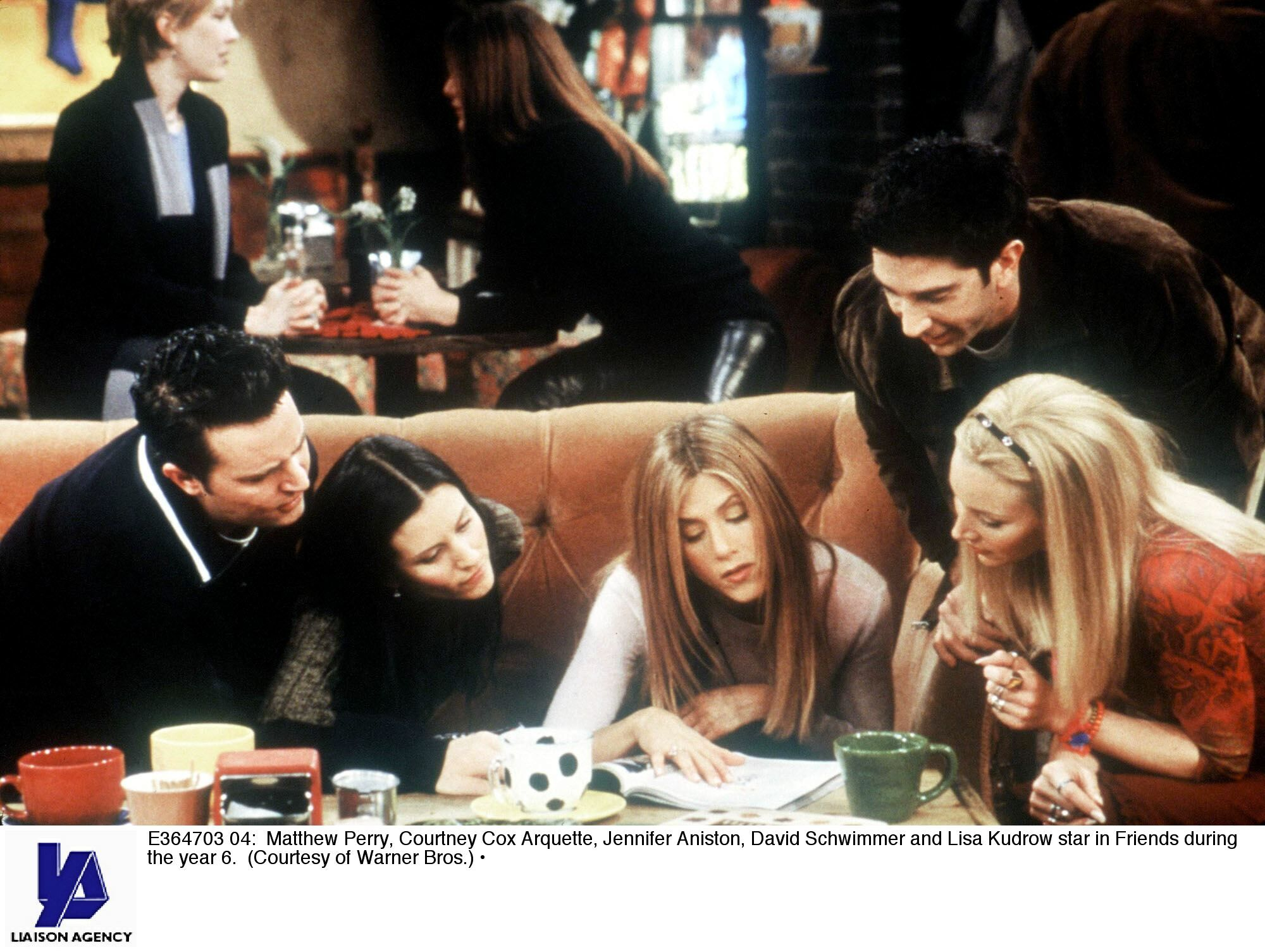 5 best guest stars in Friends history