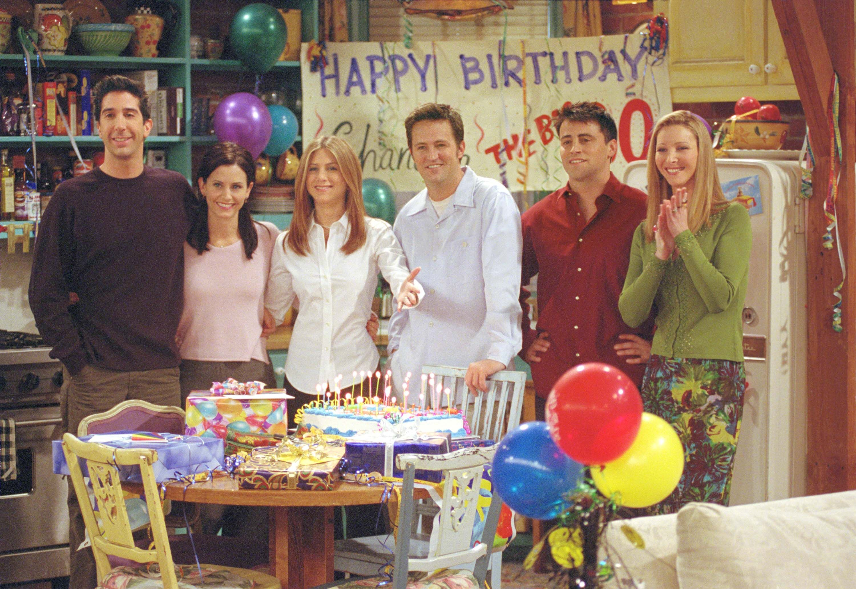 5 of the most iconic quotes in Friends History