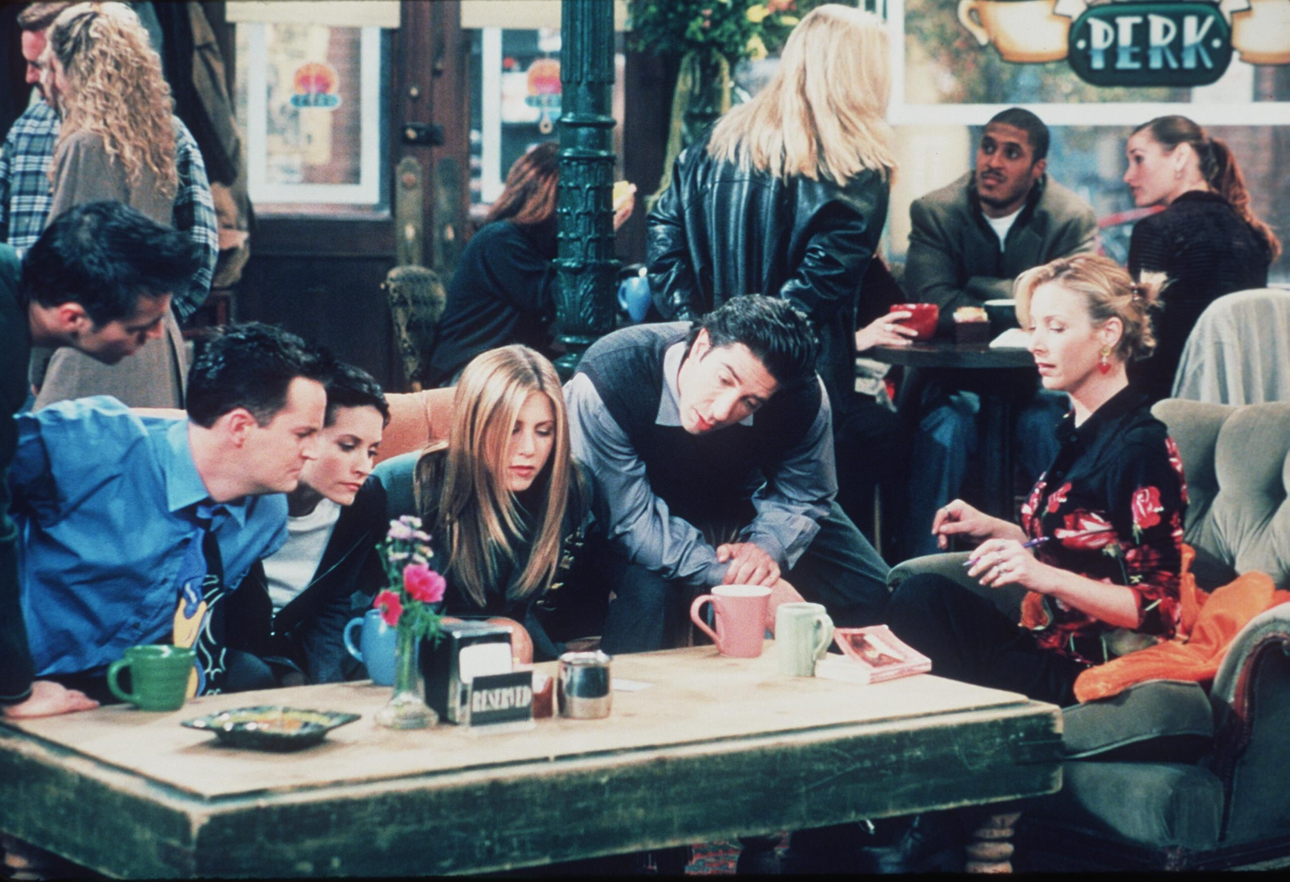 Friends nearly lost Jennifer Aniston after the first season