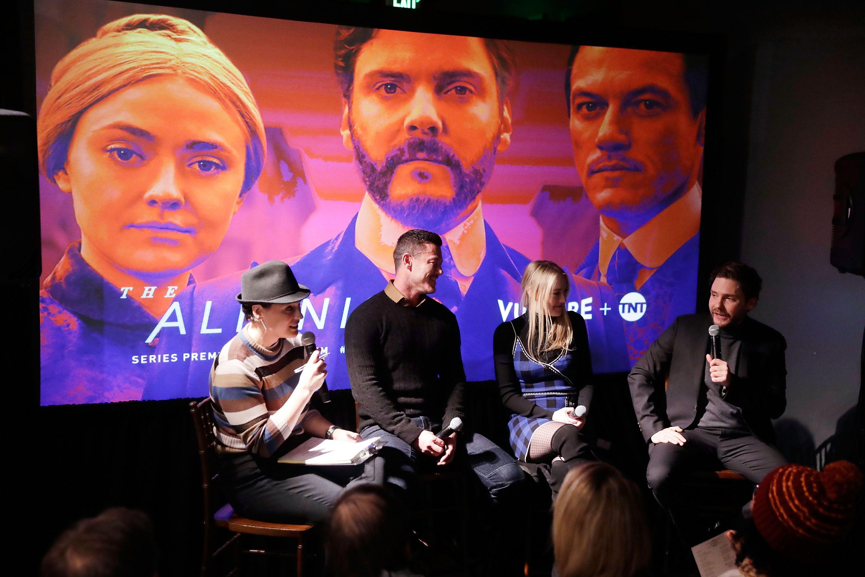 The Alienist premieres on Netflix internationally in April