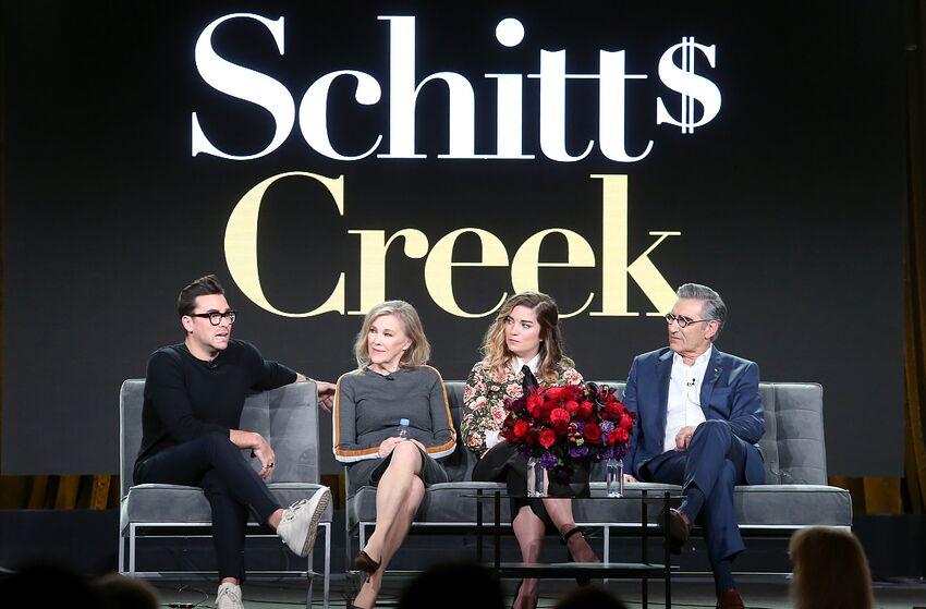 When will Schitt's Creek season 4 be released on Netflix?