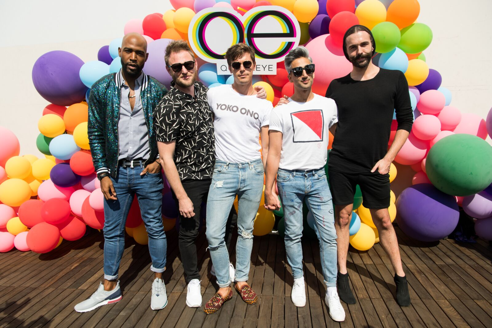 Queer Eye: Knocking down toxic masculinity one make better at a time