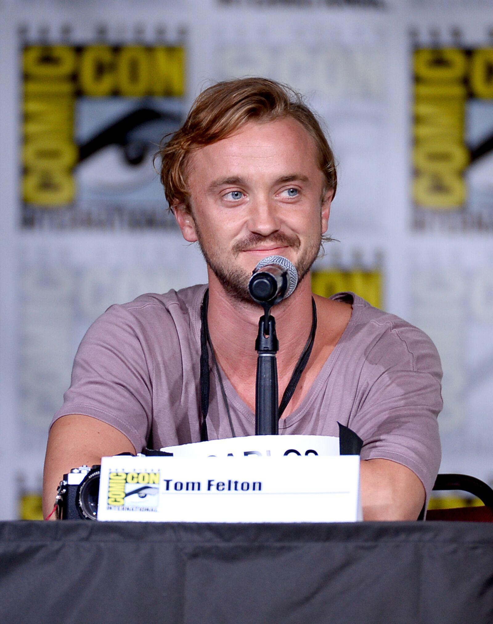 Tom Felton wants to return to The Flash and he definitely should