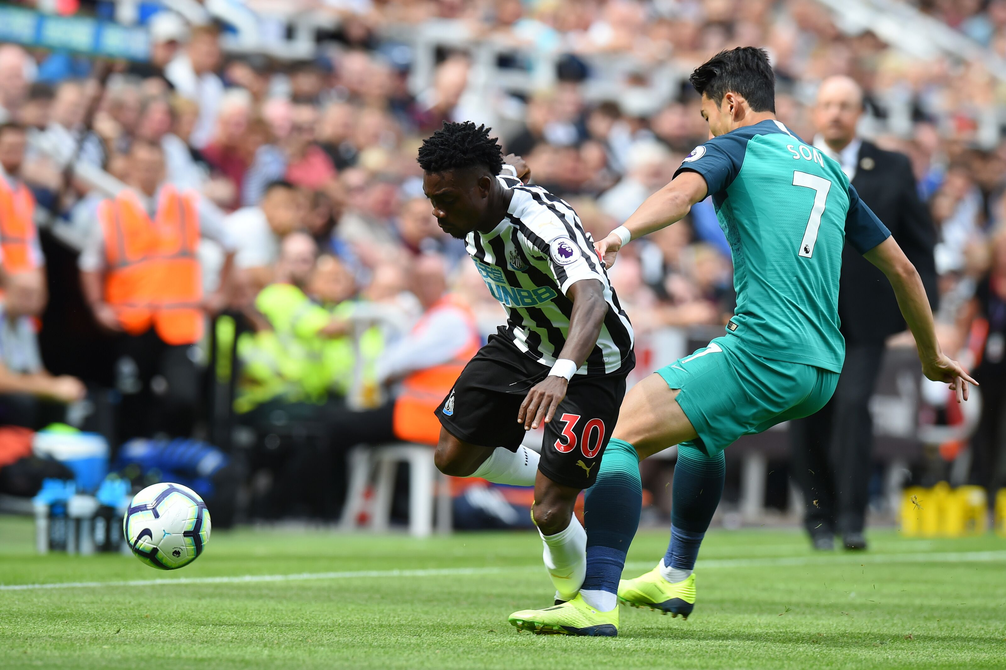 FIFA 19 simulation: Newcastle United handed a 2-0 loss by Spurs