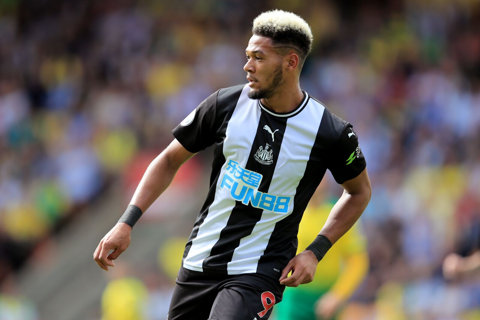 Good news for Newcastle United regarding Joelinton