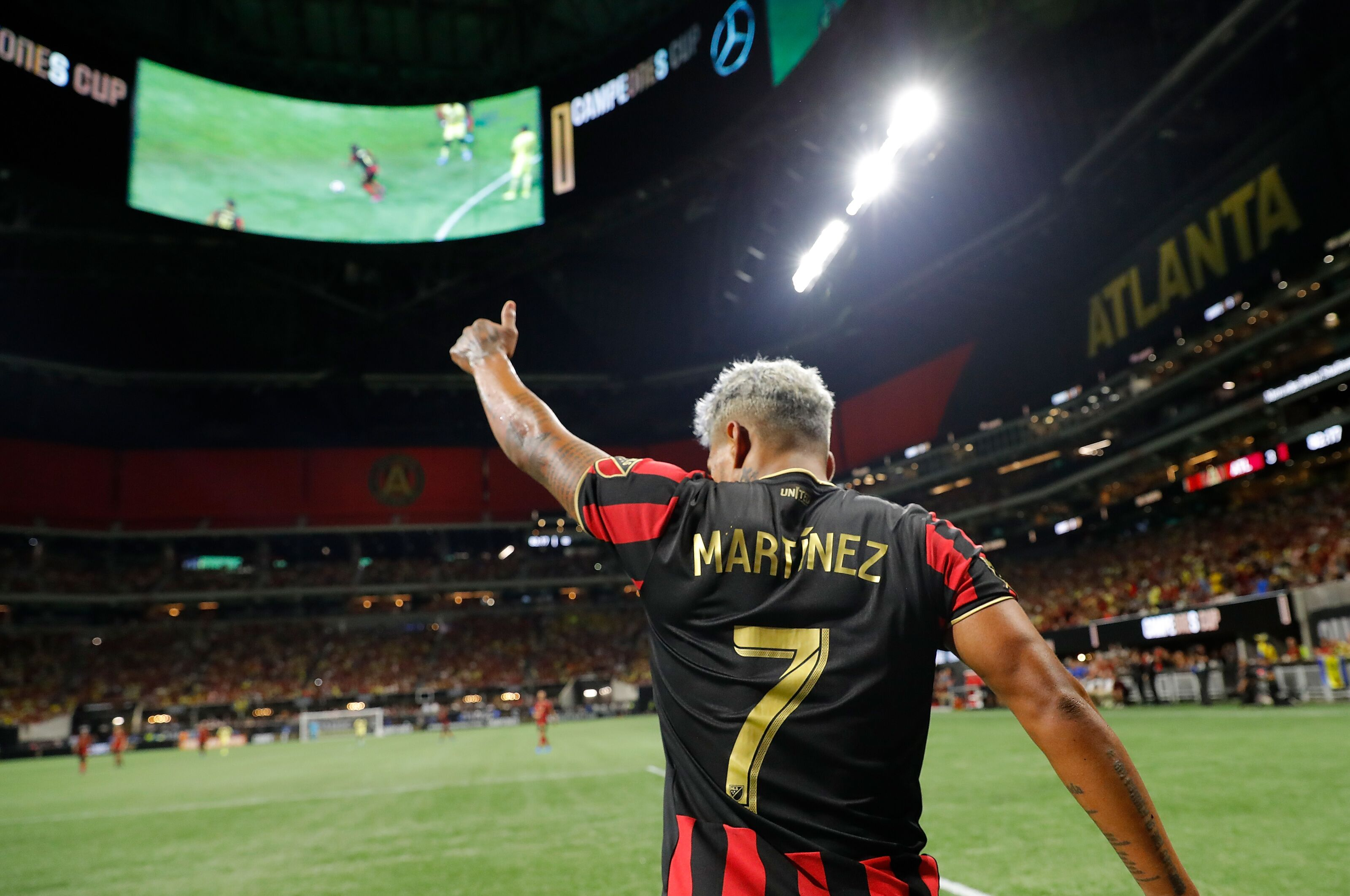 Reacting to the Josef Martinez rumors