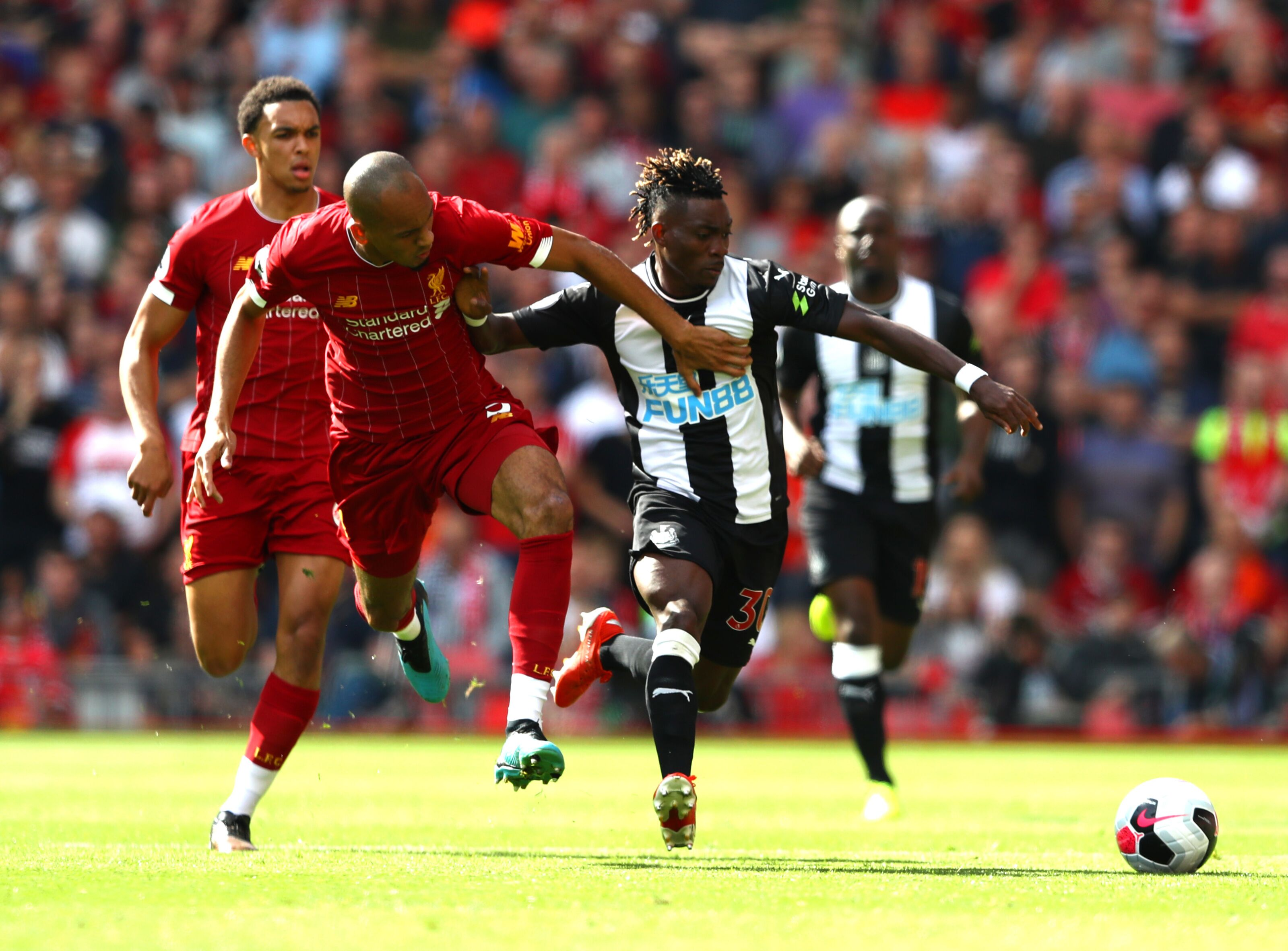 Toon Takeaways from Newcastle United's 3-1 loss to Liverpool