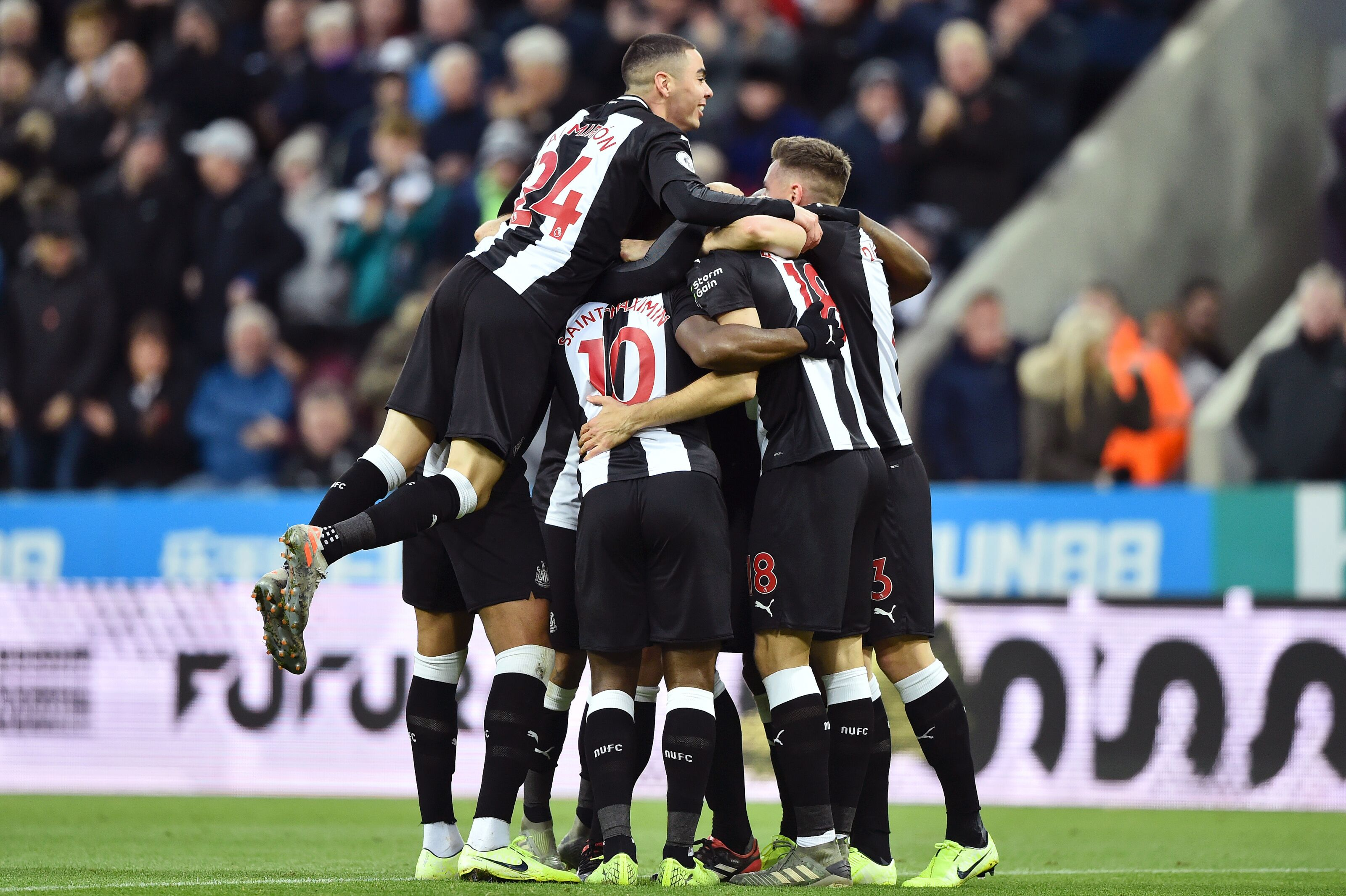 Newcastle United Player of the Month: November, 2019