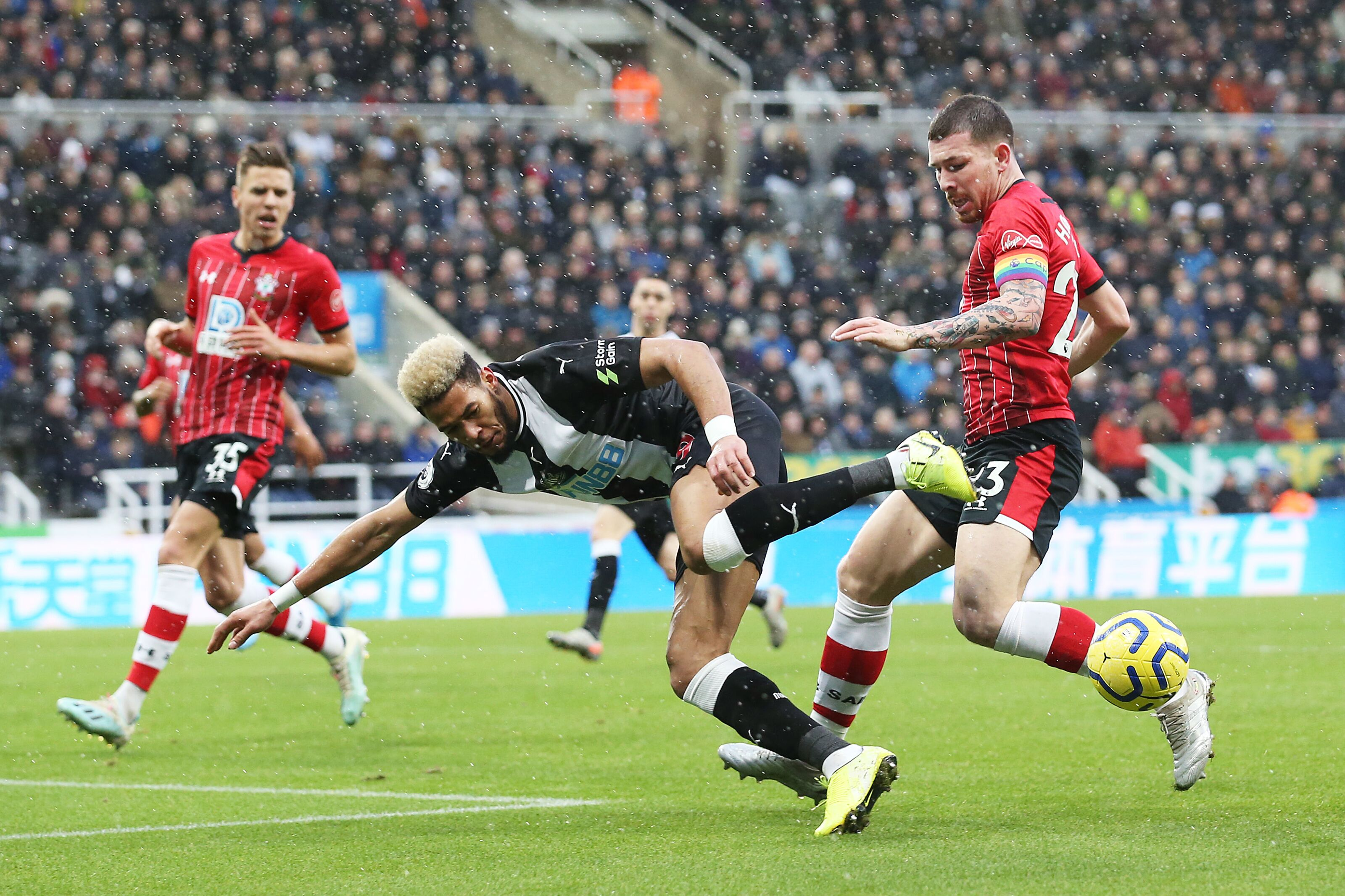 It's past time for Joelinton needing to sit for Newcastle United