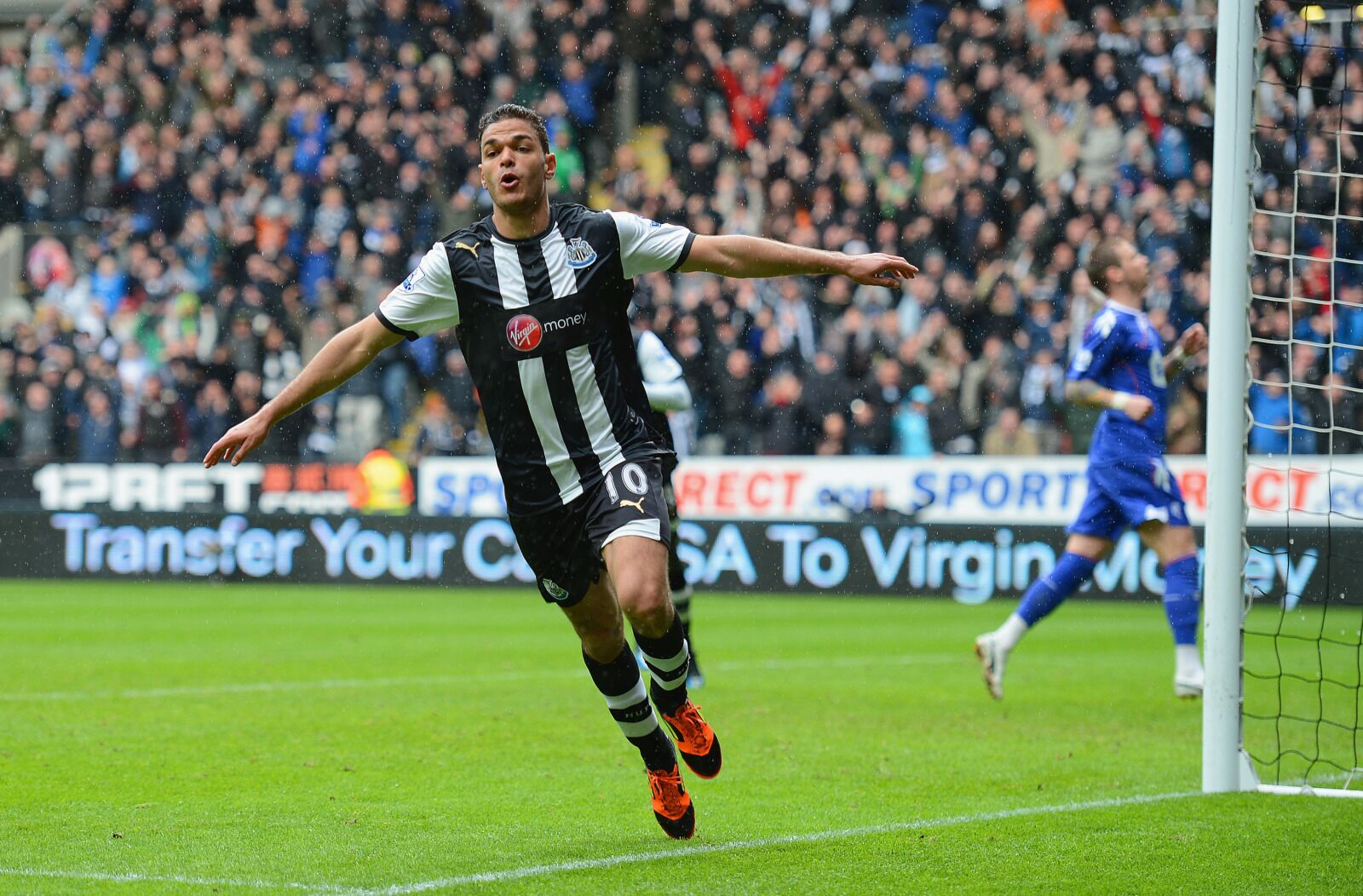 brand new c2977 edf90 Newcastle United need a player like Hatem Ben Arfa