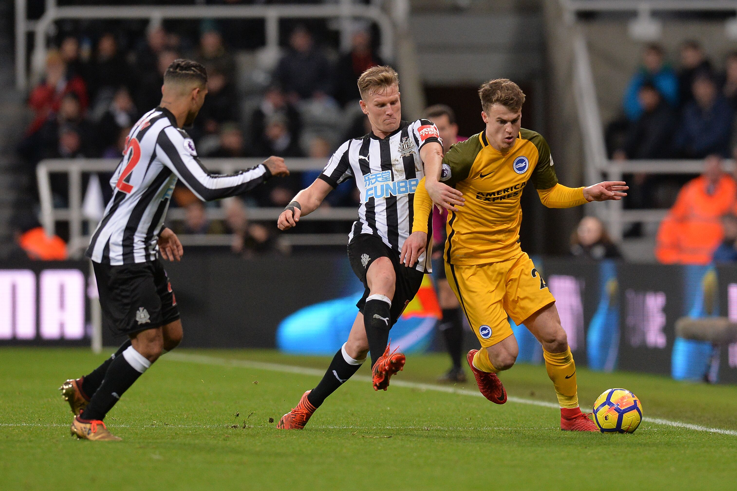 Newcastle united and rafa benitez left frustrated in home for Newcastle home