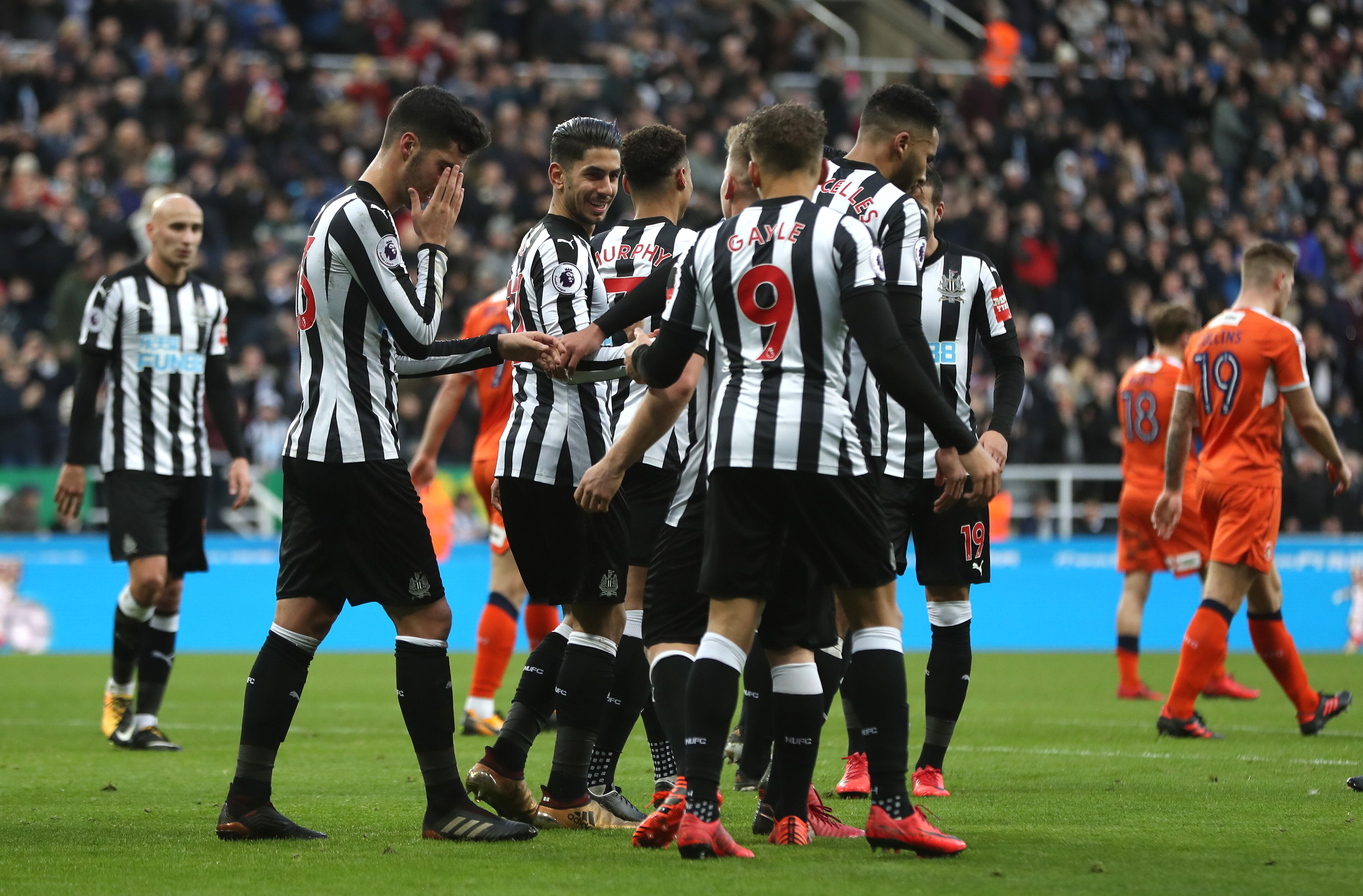 Toon takeaways from newcastle united 39 s fa cup win over for Newcastle home