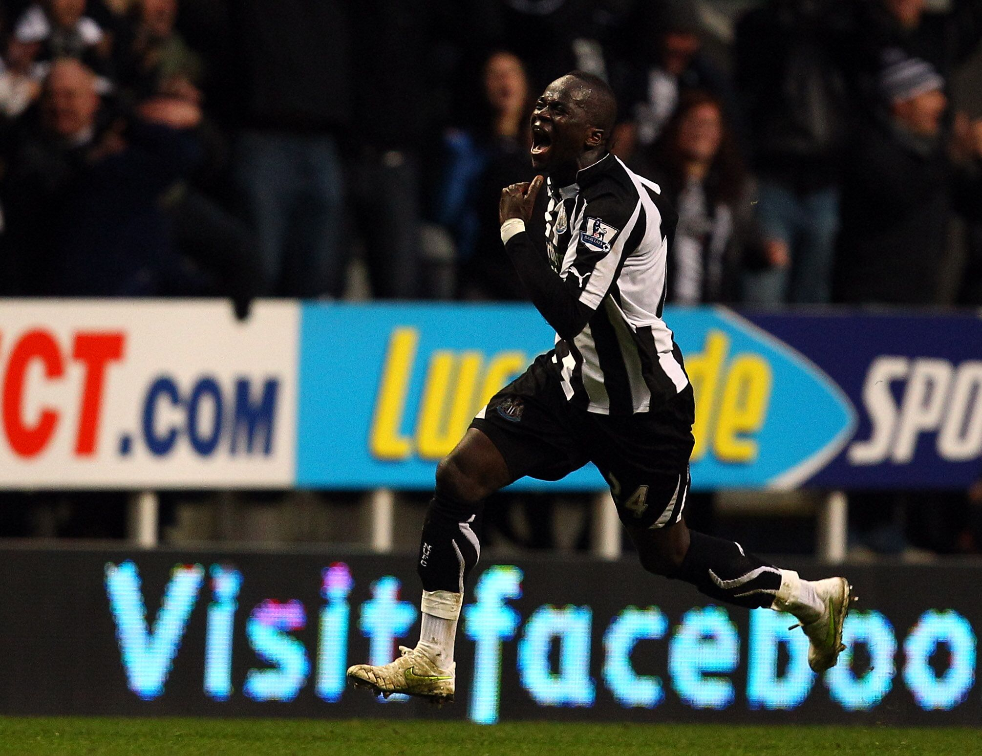Tiote's epic Newcastle United goal lives on eight years later