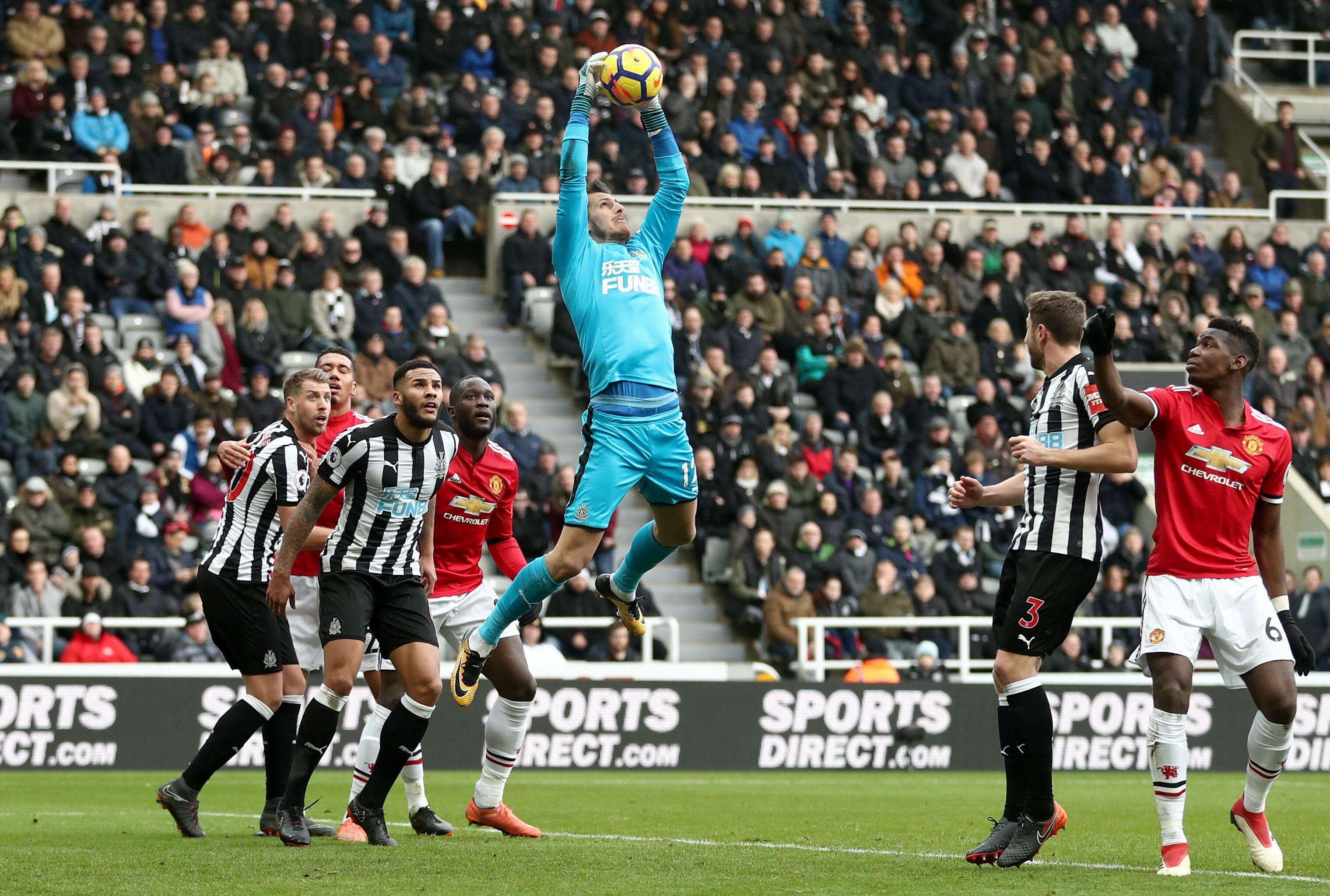 Newcastle United: Martin Dubravka's Performance On Sunday For Newcastle