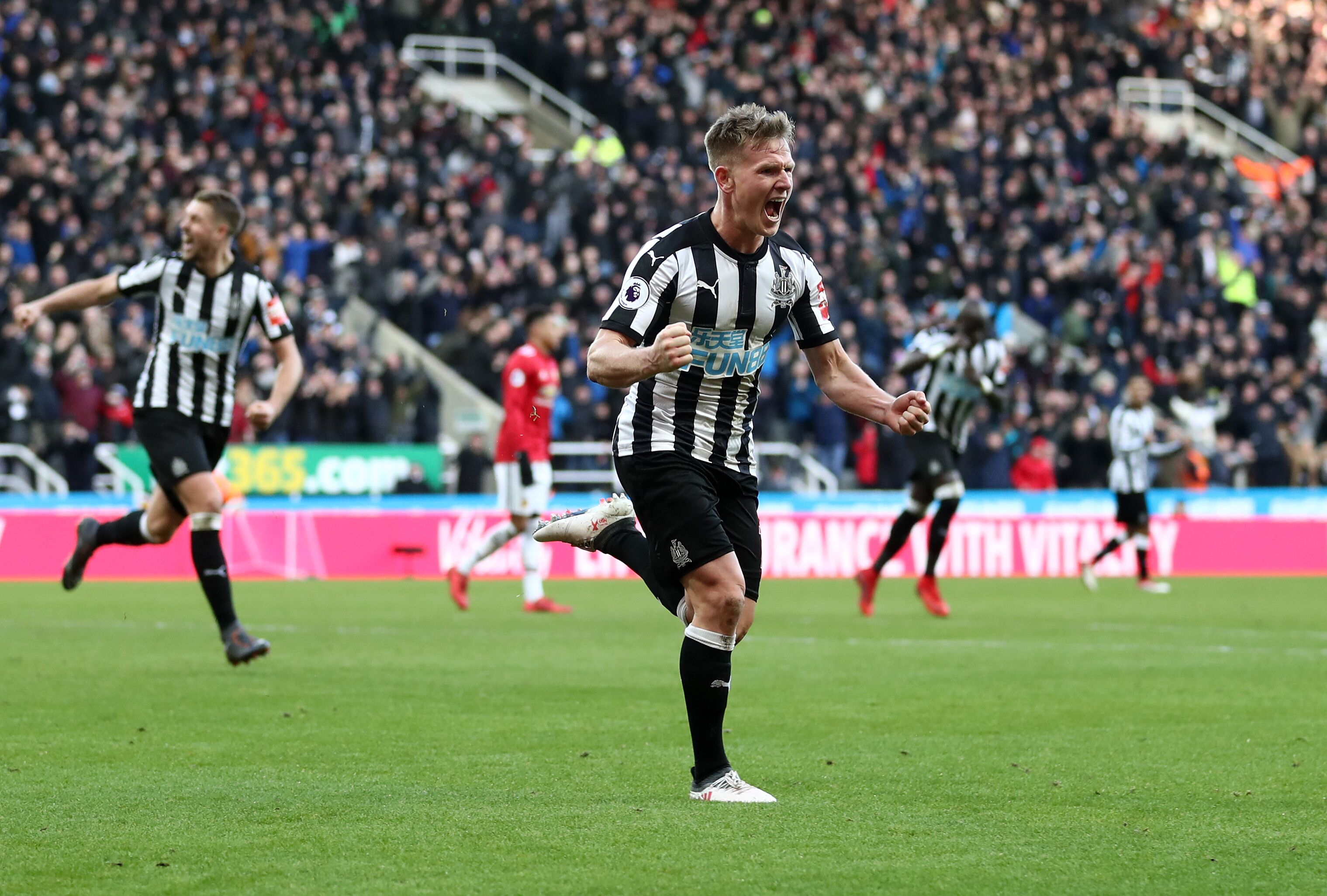 Newcastle United: Newcastle United Earn A Tremendous And Important Victory