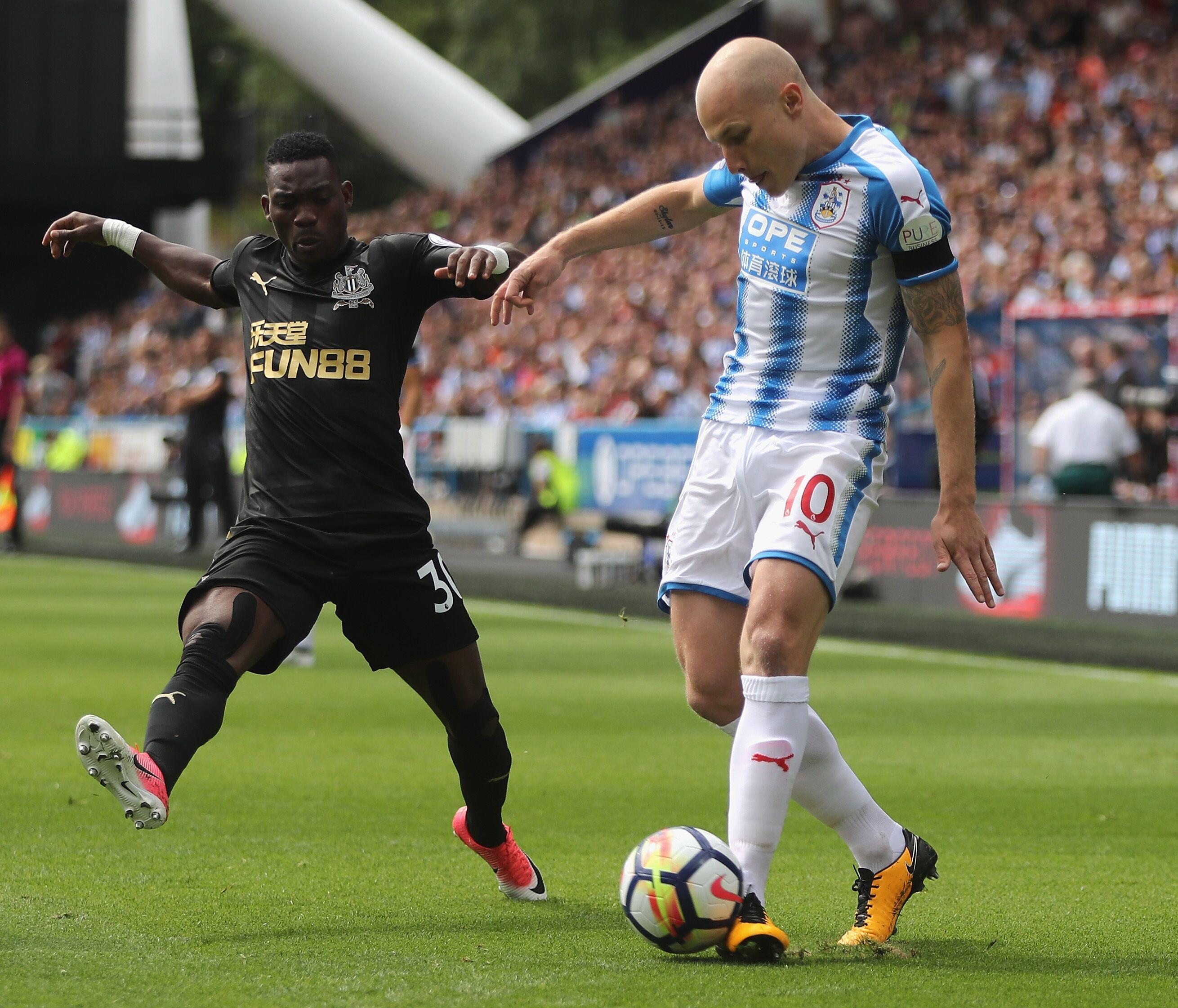 Manchester United 3 1 Huddersfield Result: Reverse Fixture Recap, 8/20/17: Newcastle United 0
