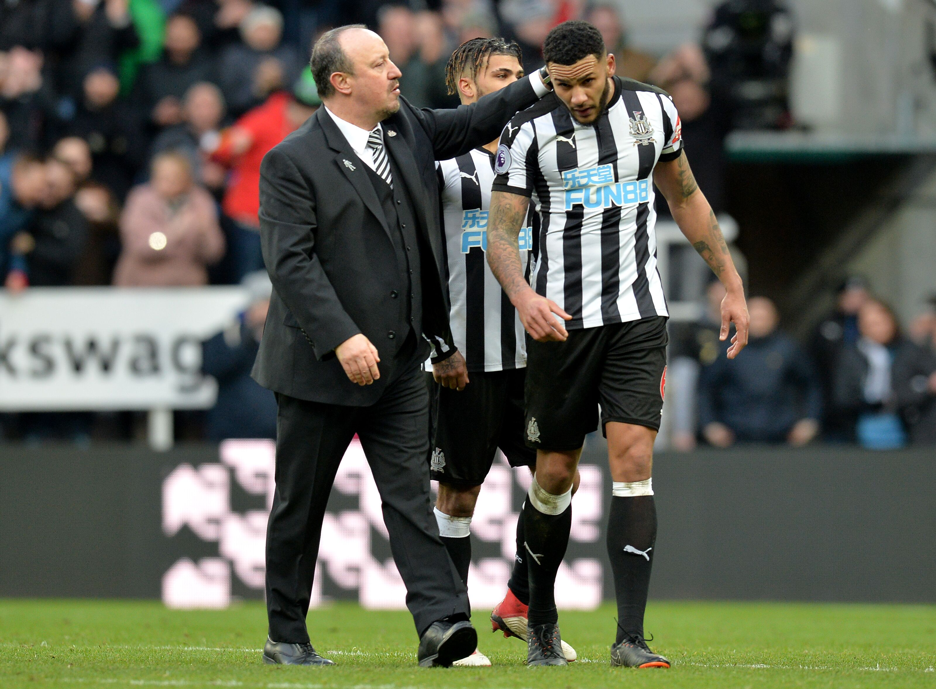 newcastle uniteds defense vital in win vs southampton