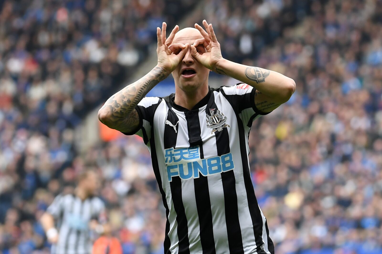 Newcastle United: Newcastle United Jump To Tenth With Win At Leicester City