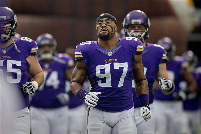 everson griffen - photo #33