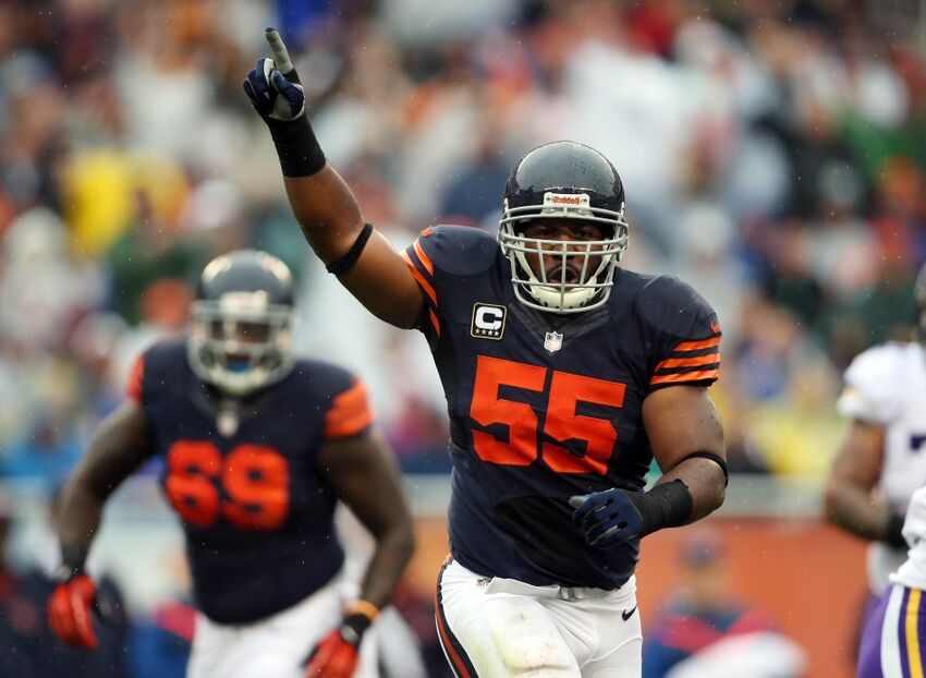 What Would The Chicago Bears All-Time NFL Roster Look Like?