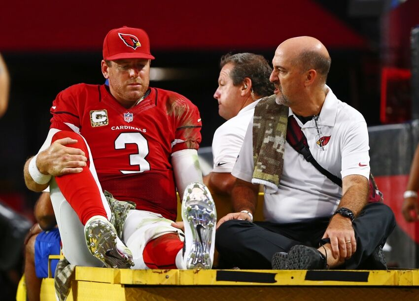 Arizona Cardinals Will Survive Without Carson Palmer