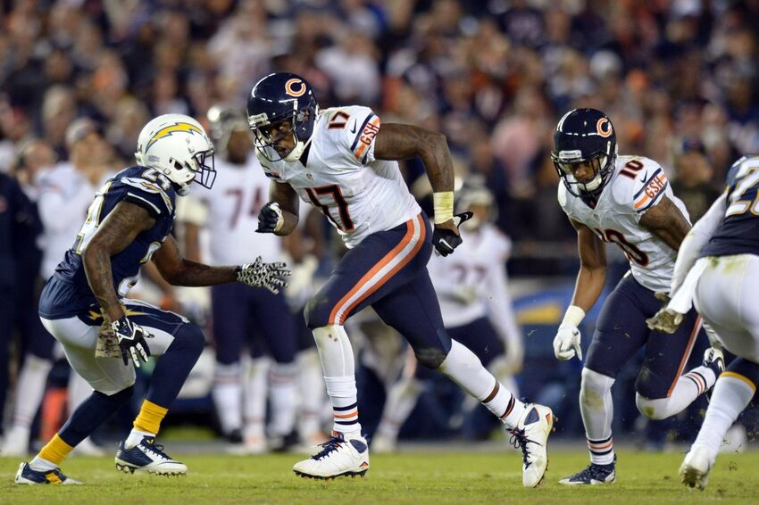 Chicago Bears Where Do 2016 Free Agents Fall