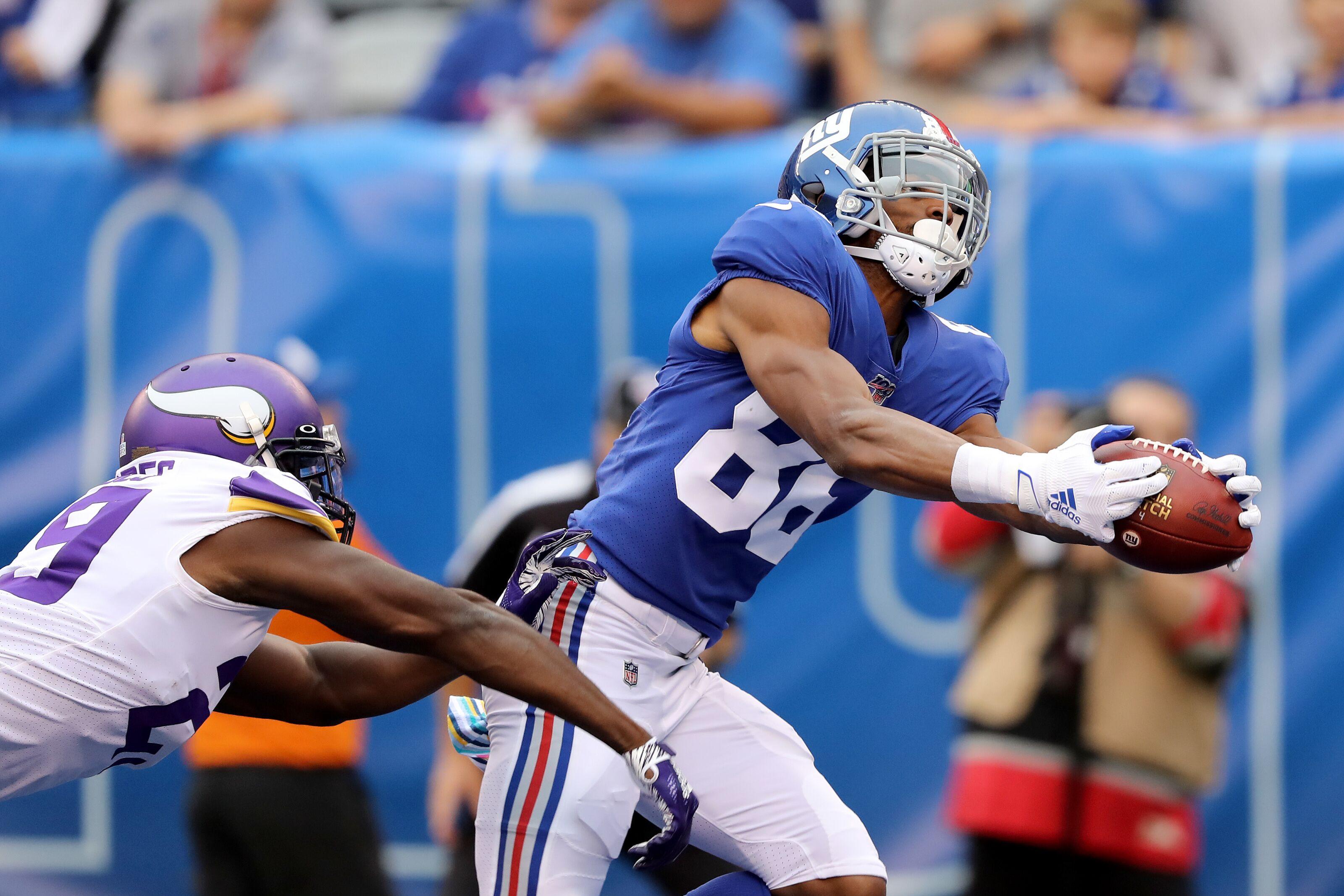 New York Giants Darius Slayton Primed For Much Bigger Role