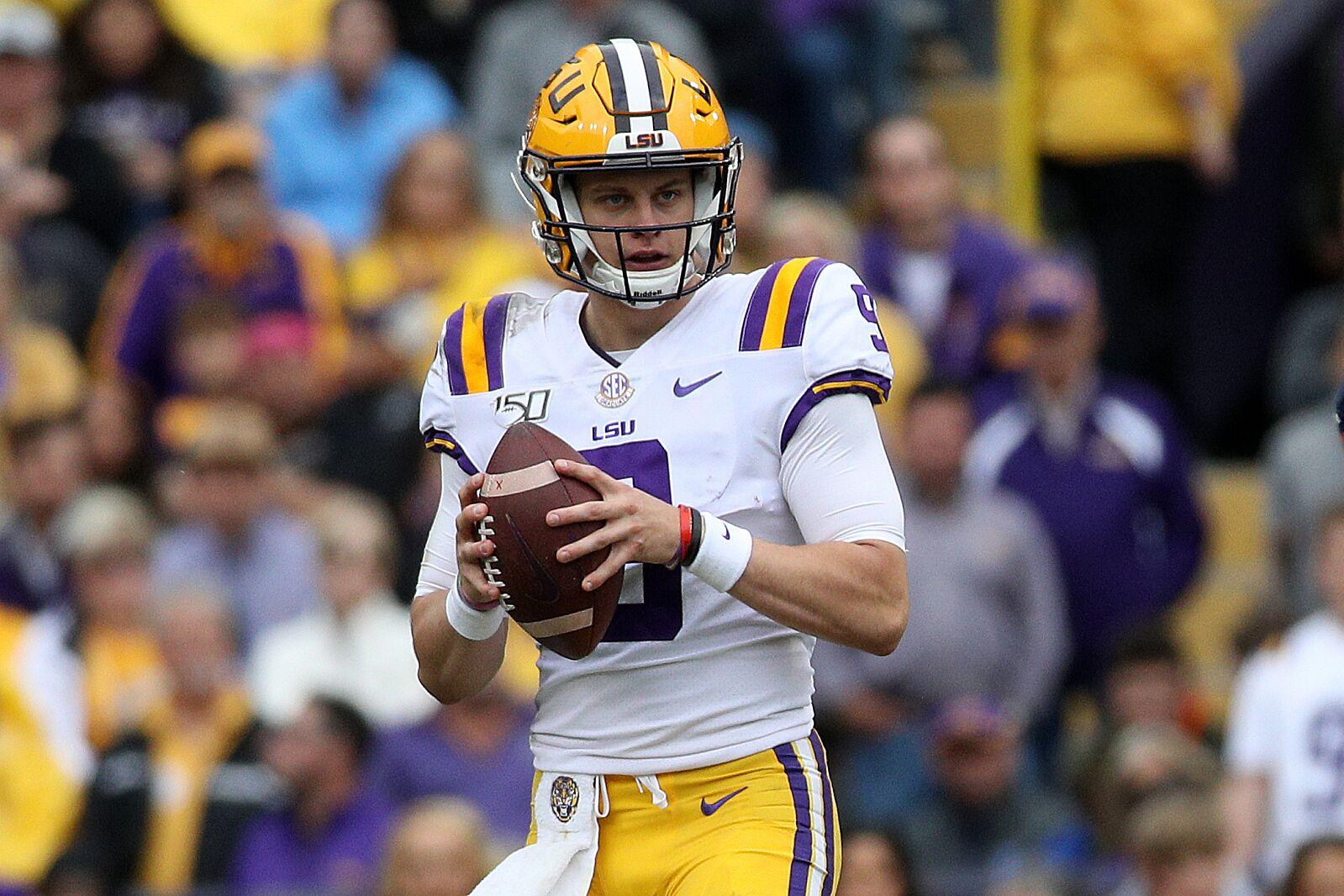 2020 NFL mock draft: LSU-Alabama dominate 2020 NFL Draft ...
