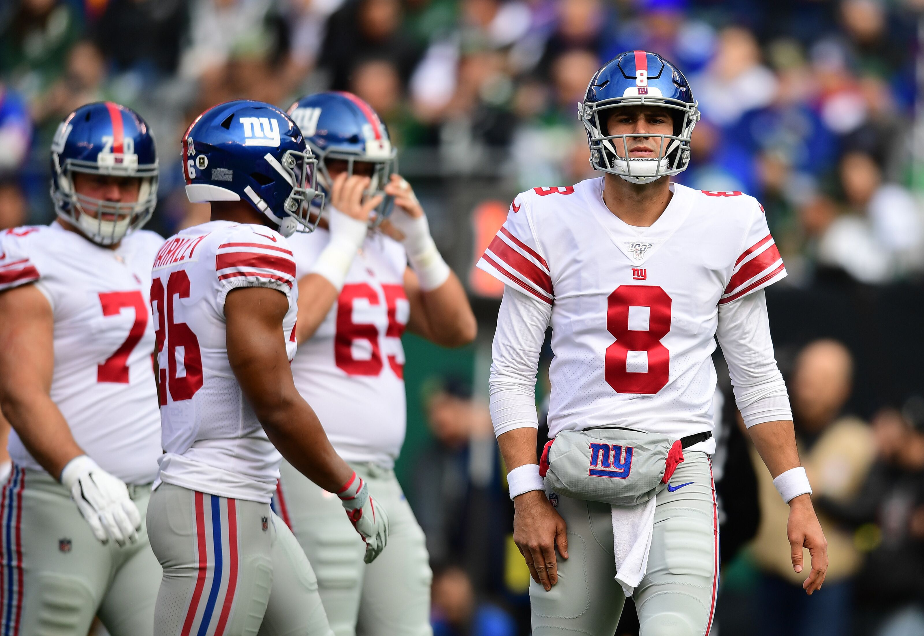 2020 Nfl Draft New York Giants Jump Into Top 3