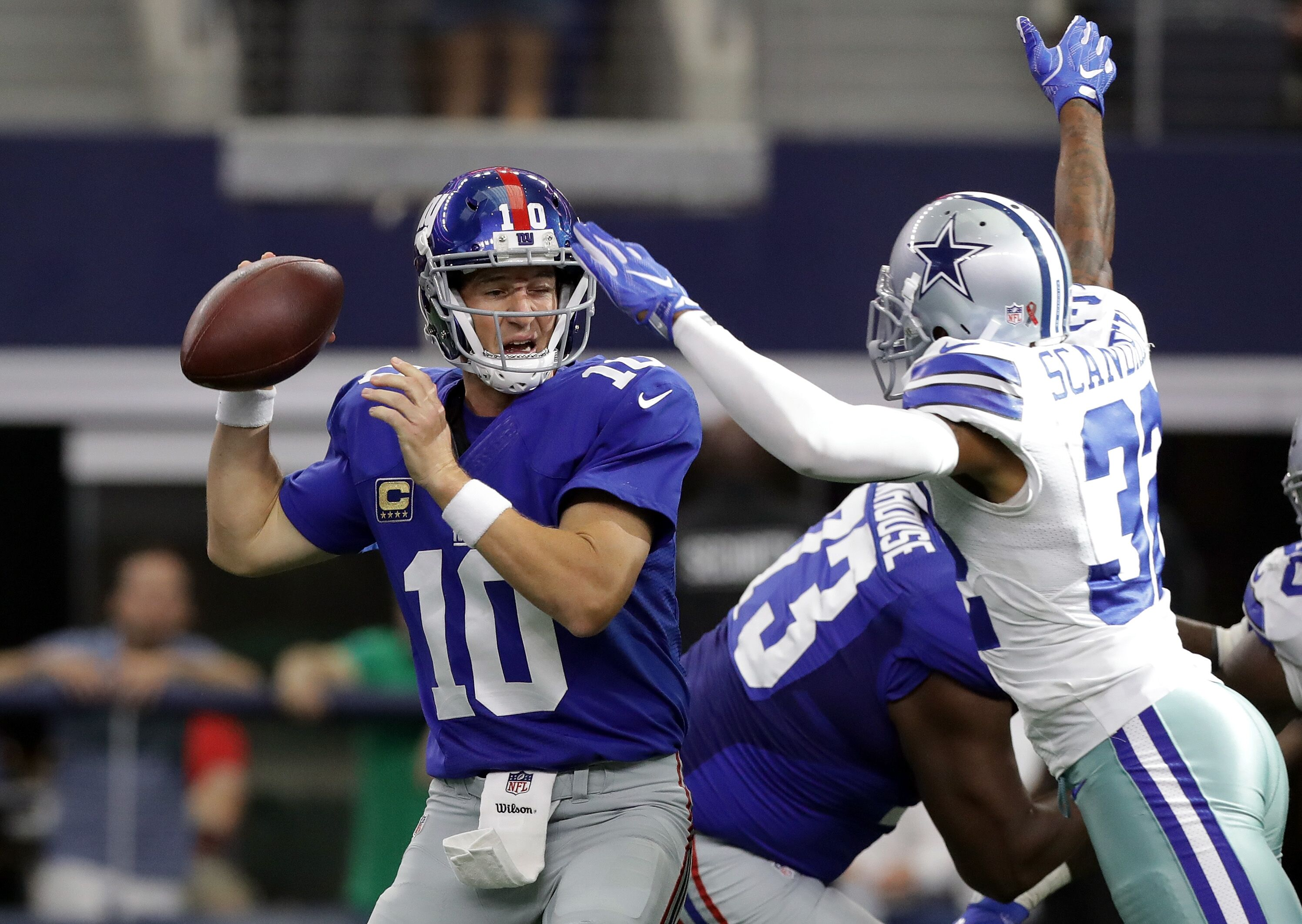 New York Giants at Dallas Cowboys: 5 Things to Watch For
