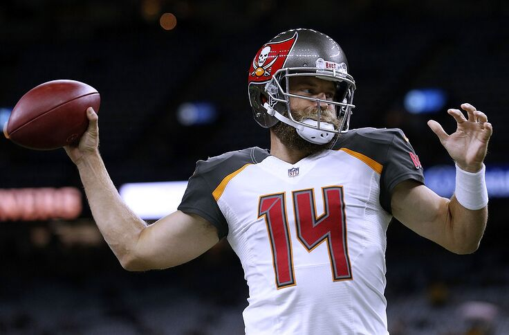 Tampa Bay Buccaneers: Fitzpatrick could actually bench Jameis Winston