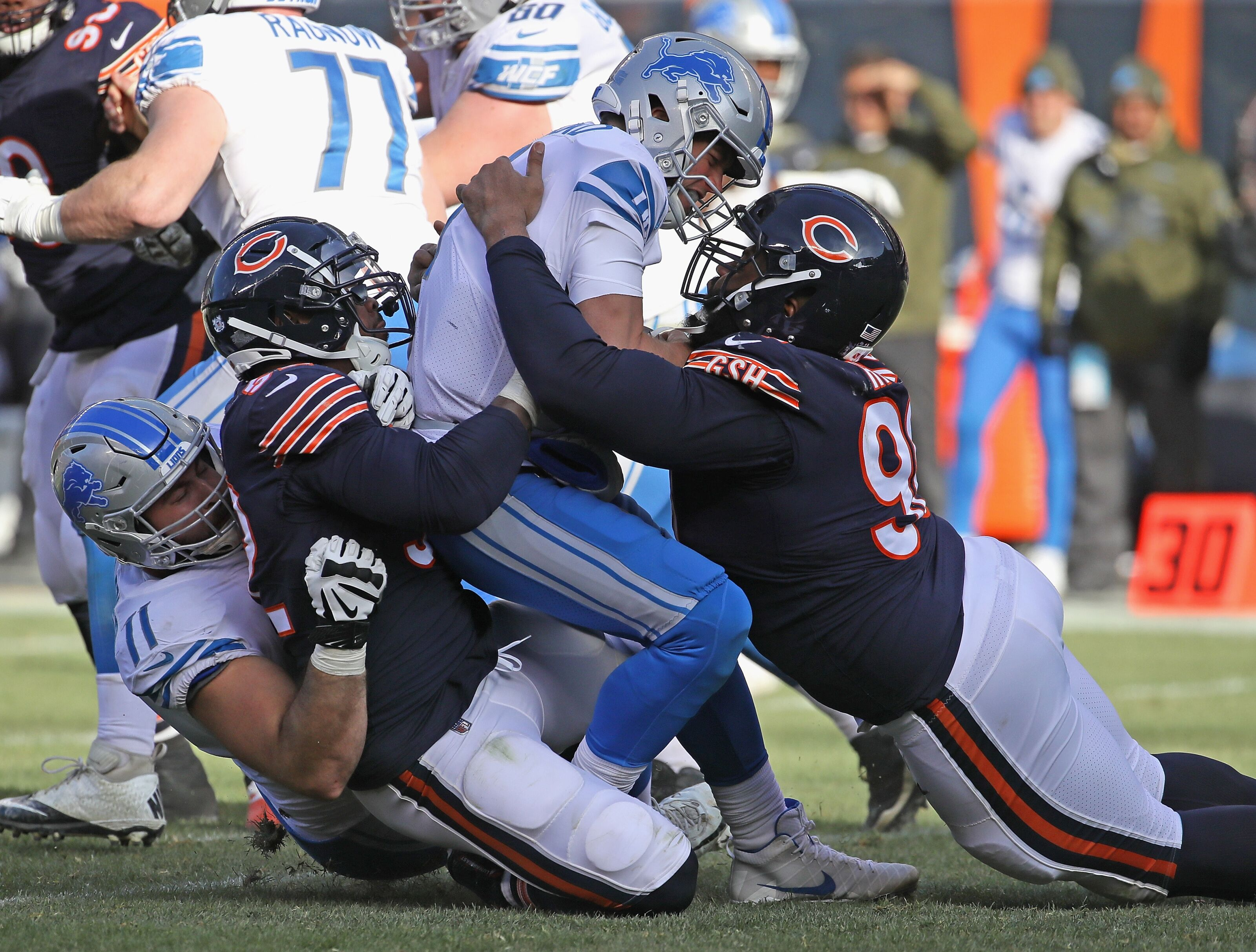 f422f676 Chicago Bears: NFL.com missed the mark in ranking of defensive triplets