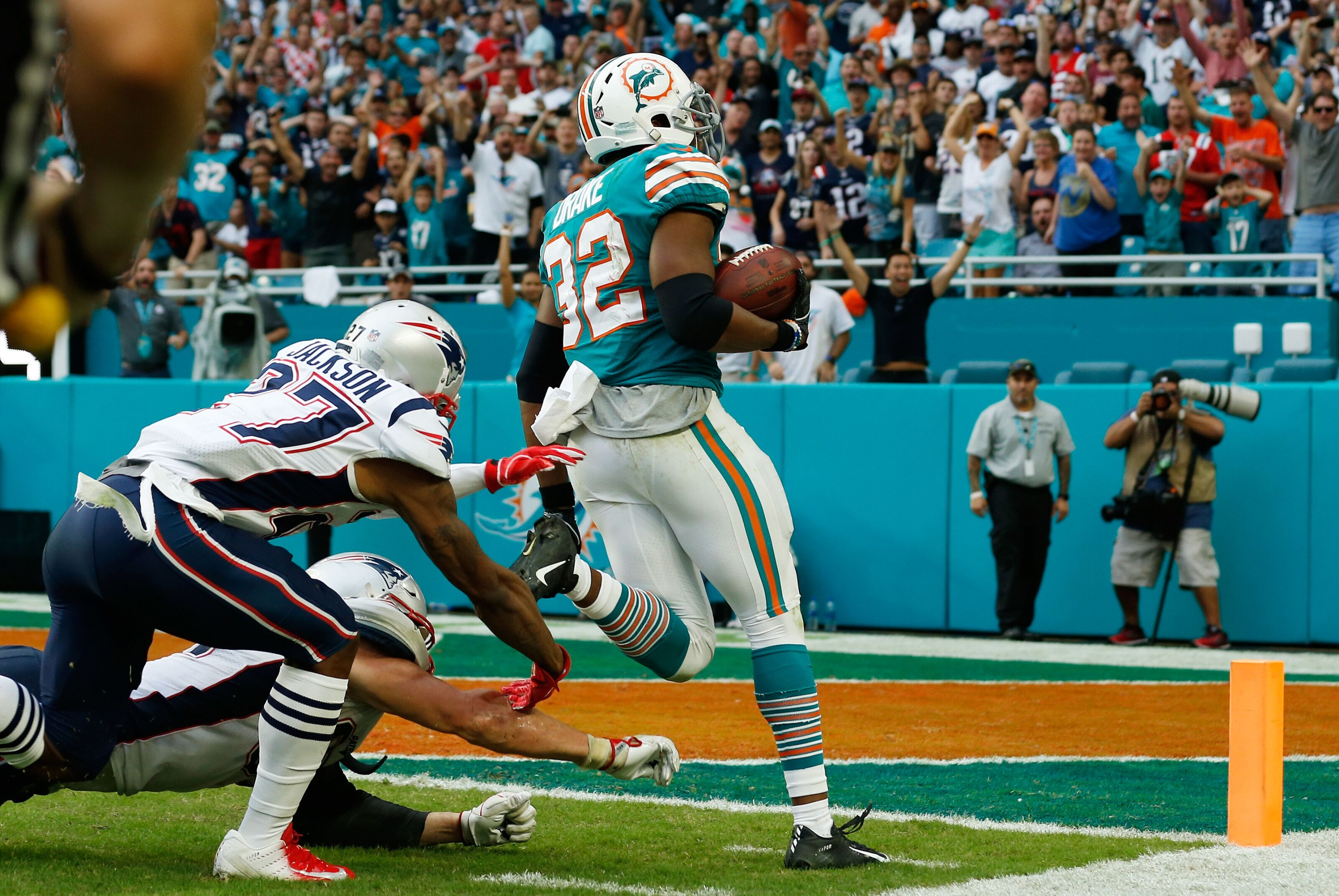 New England Patriots: Why the loss in Miami could be crippling