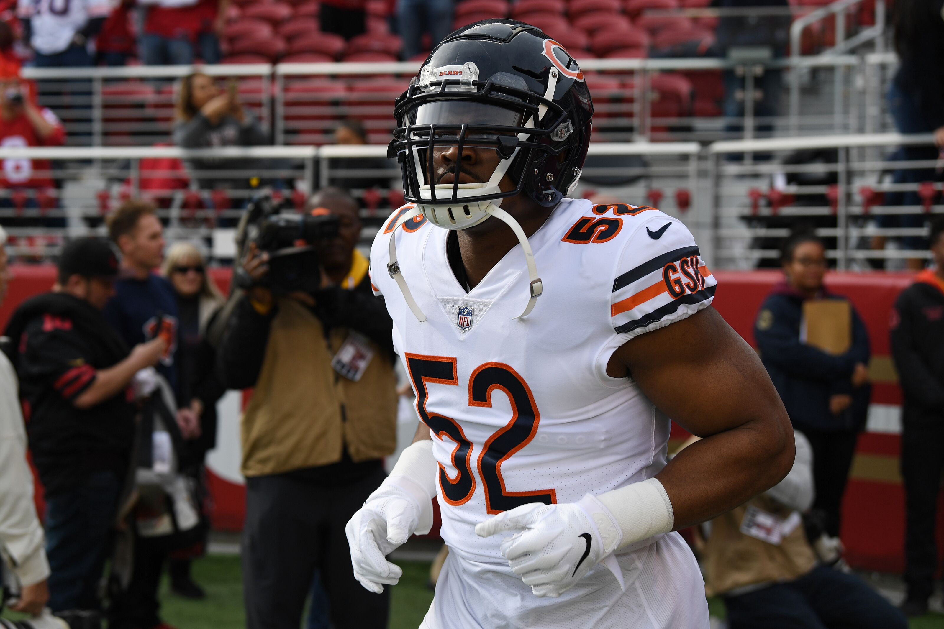 5bb79cd94 Chicago Bears  Khalil Mack called the LeBron of the NFL