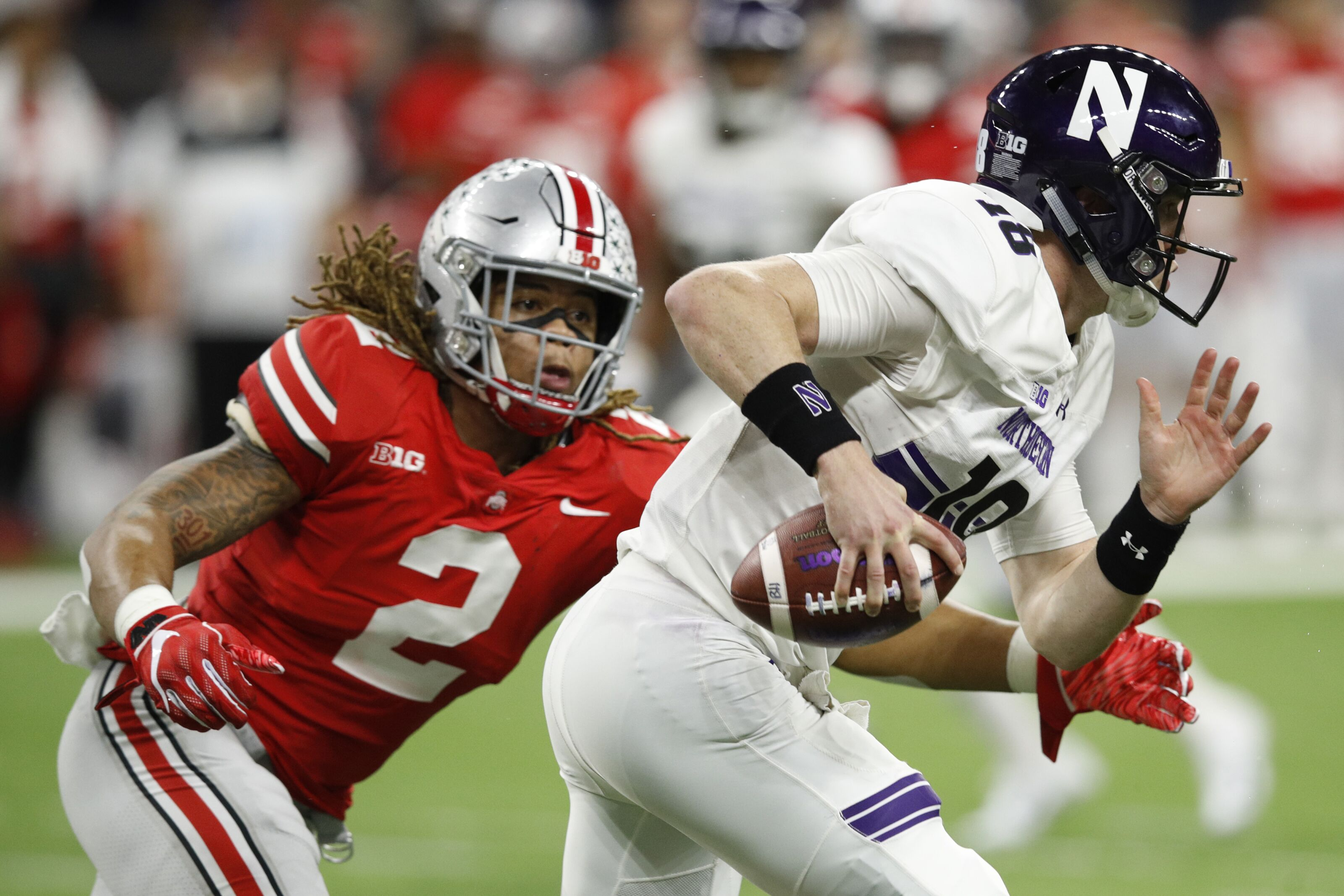 2020 NFL Draft: Ohio State DE Chase Young scouting report