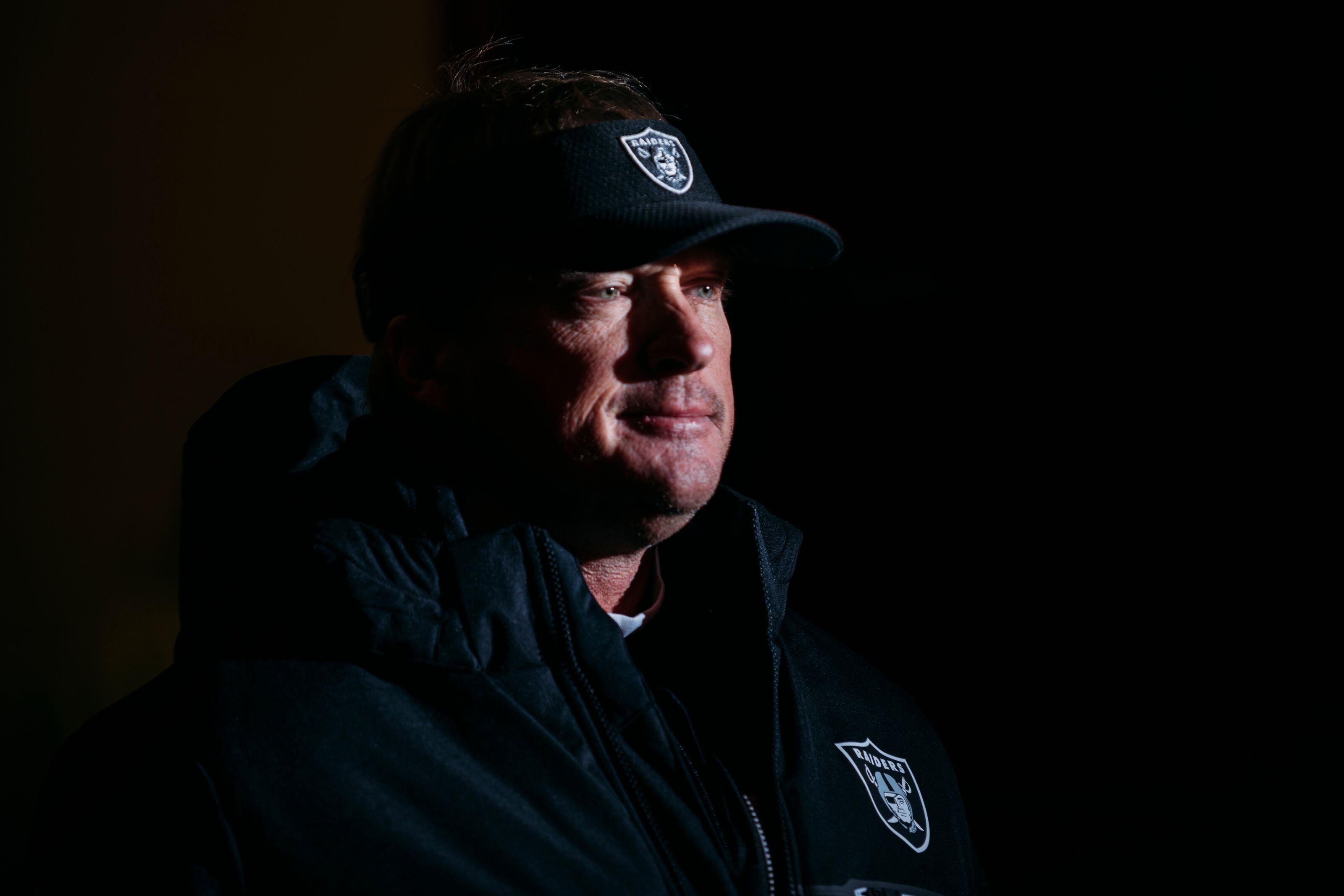 Oakland Raiders: Jon Gruden and Mike Mayock pull bizarre move