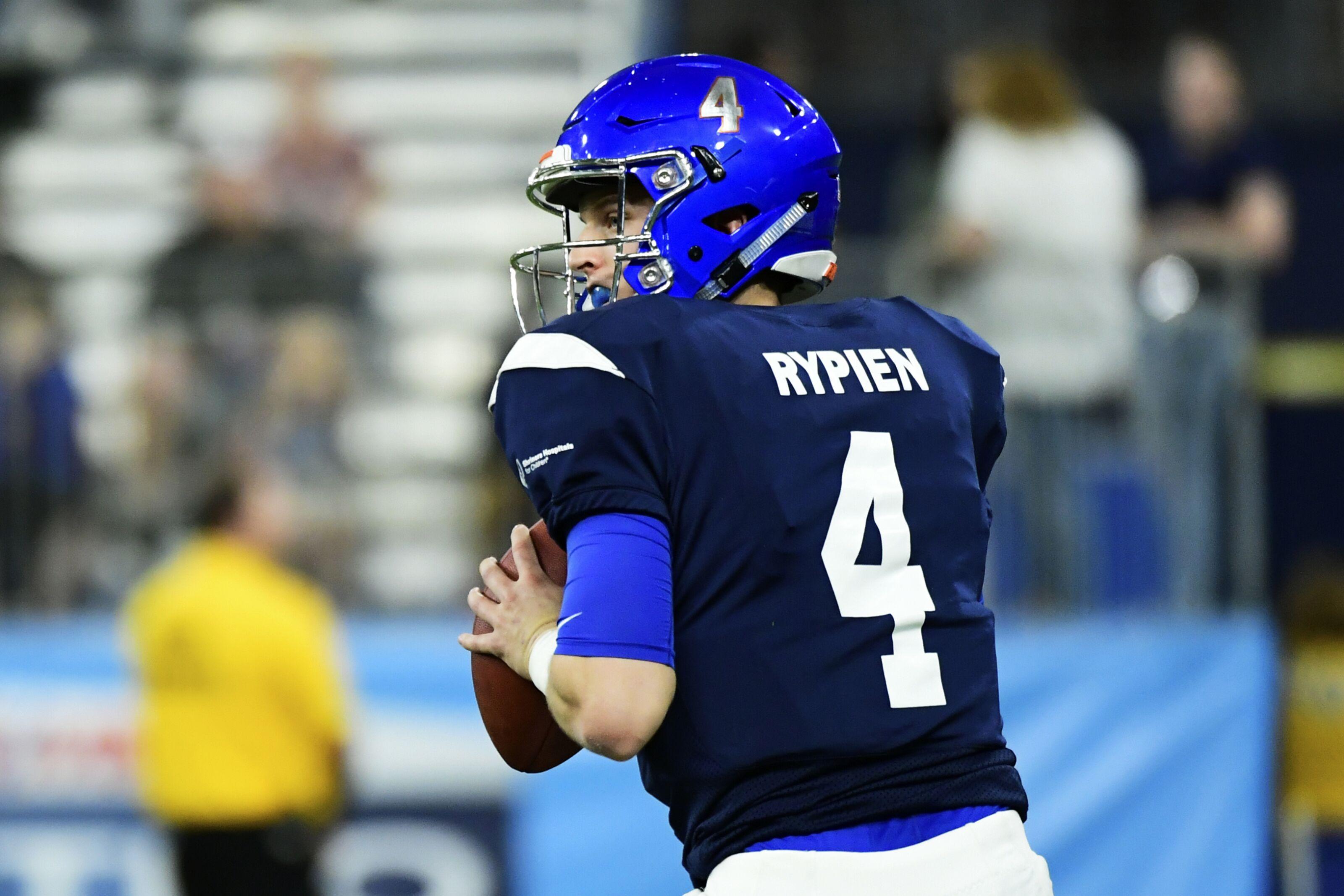 2019 NFL Draft  Brett Rypien is your next Colt McCoy 9614d16ab
